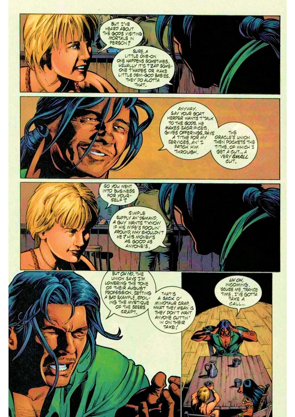 Xena: Warrior Princess (1999) Issue #11 #11 - English 12