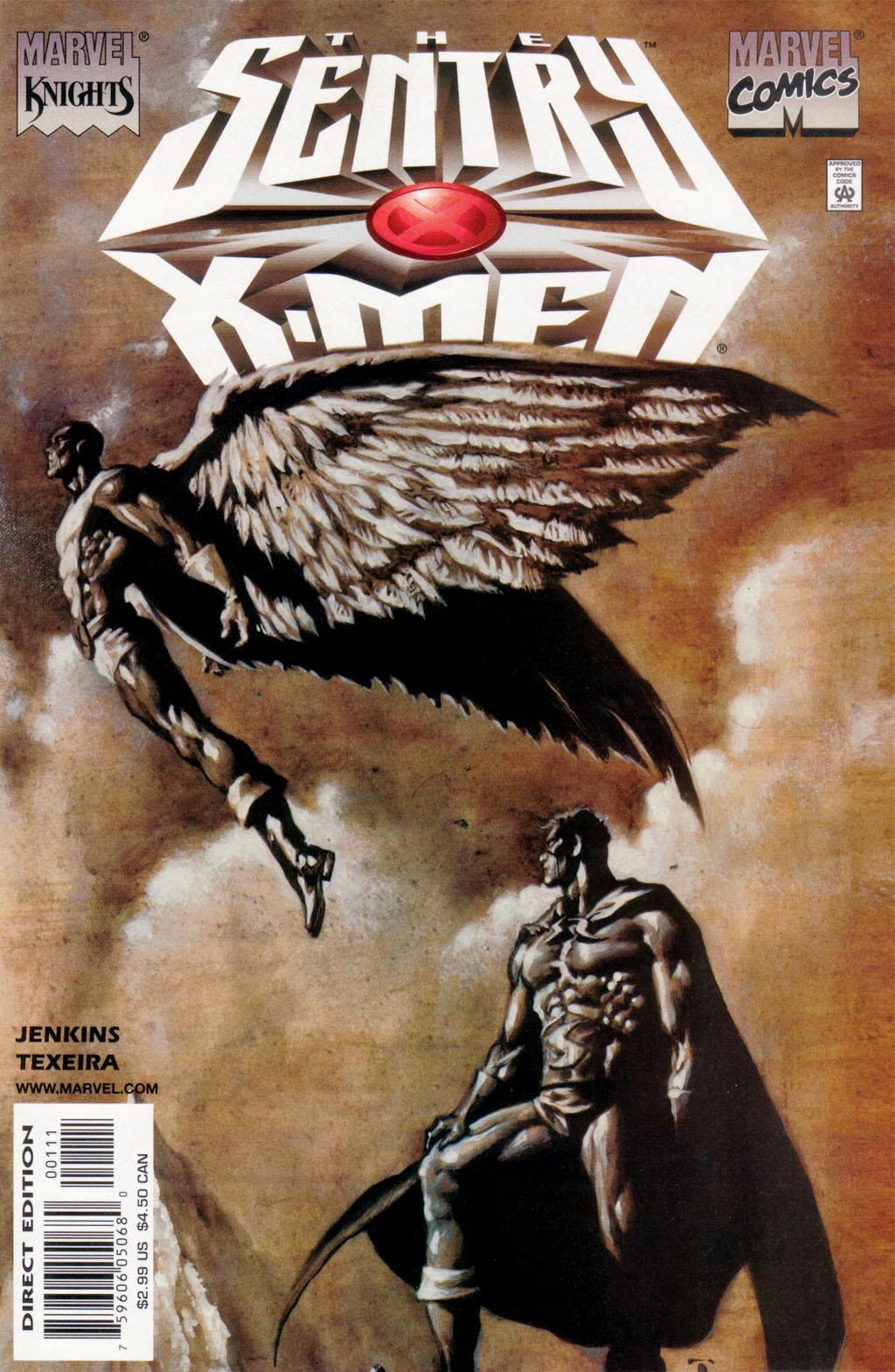 Read online Sentry/X-Men comic -  Issue # Full - 1