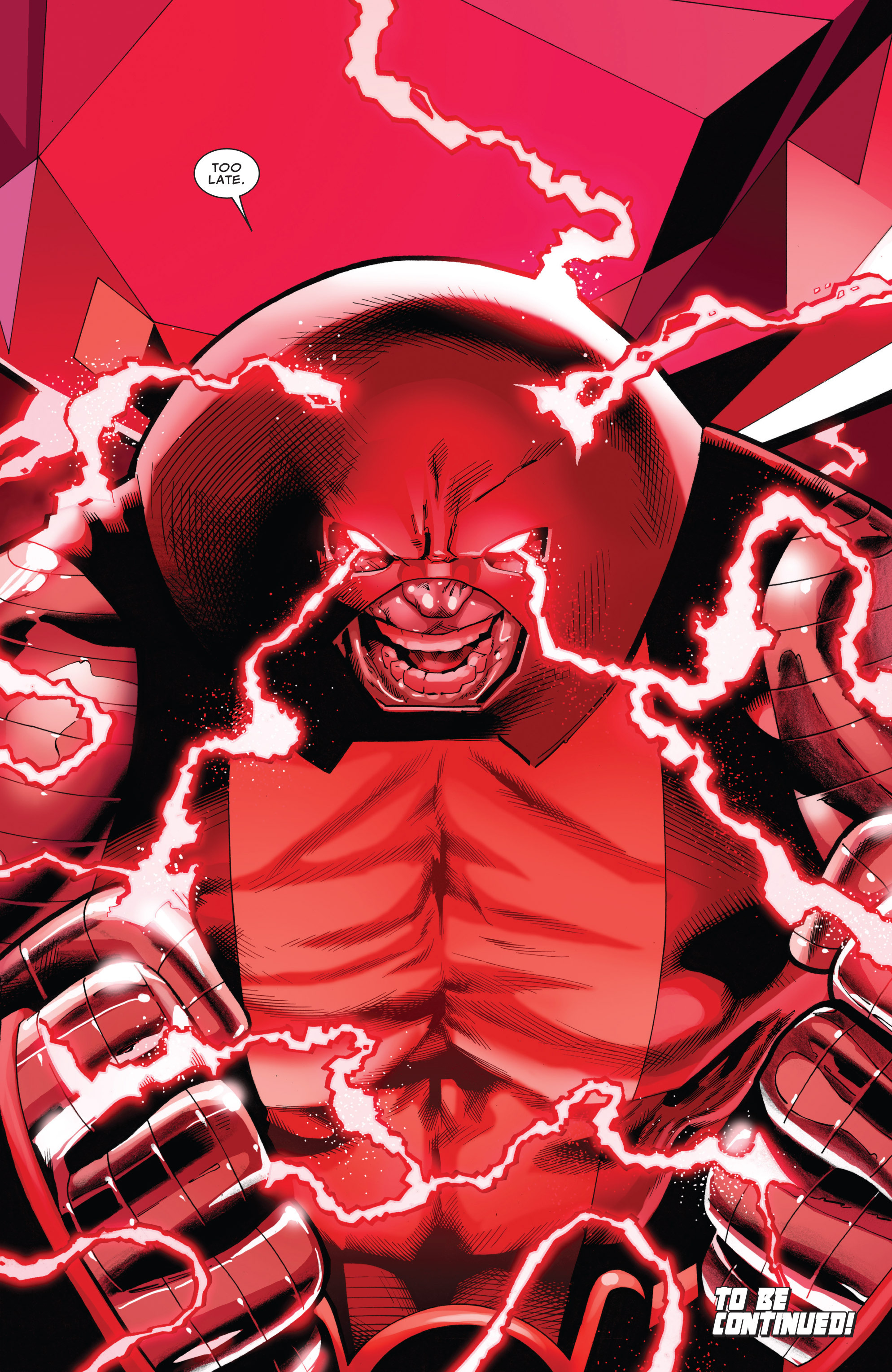 Read online Uncanny X-Men (1963) comic -  Issue #542 - 22