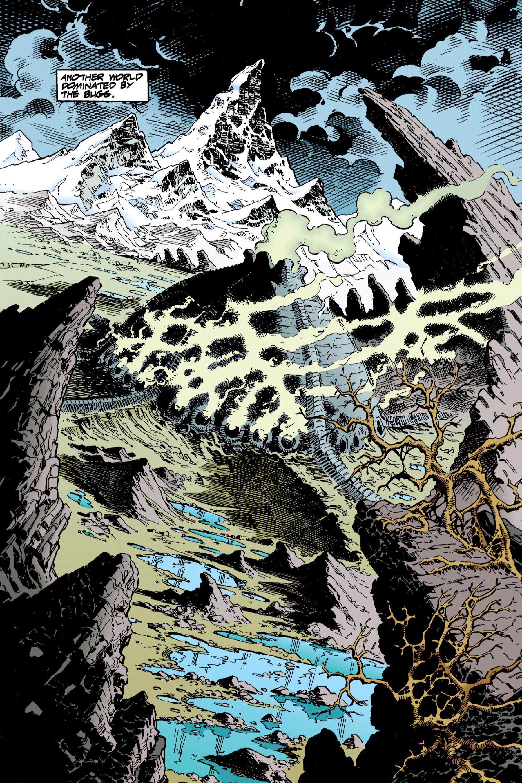 Read online Aliens vs. Predator Omnibus comic -  Issue # _TPB 1 Part 3 - 14