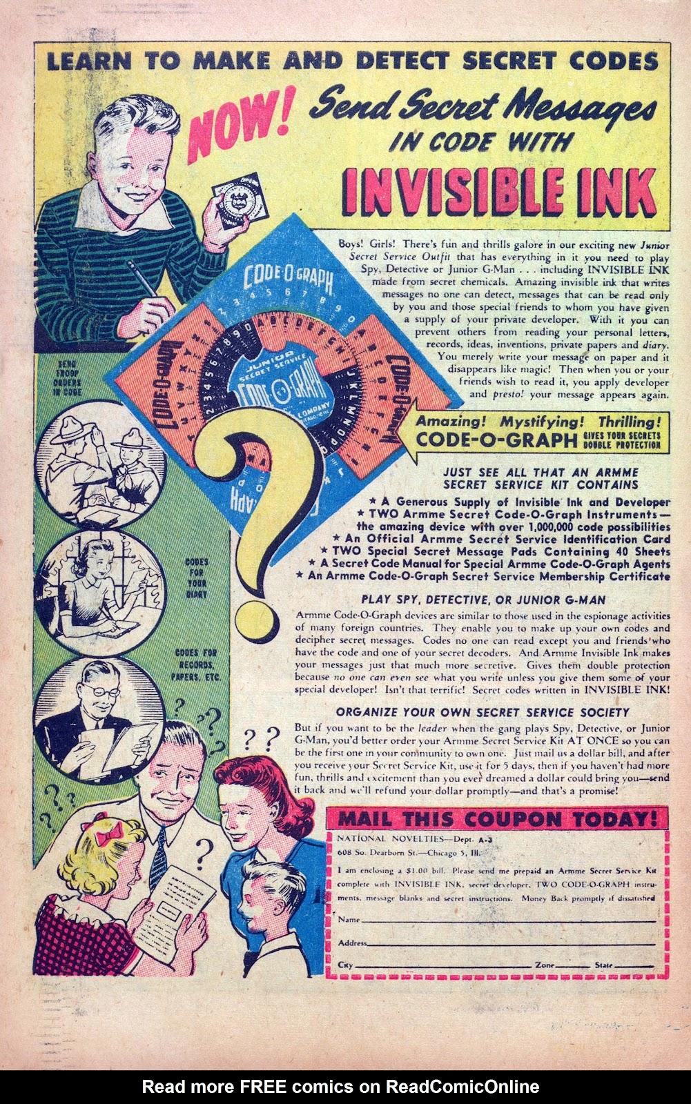Read online Joker Comics comic -  Issue #21 - 34