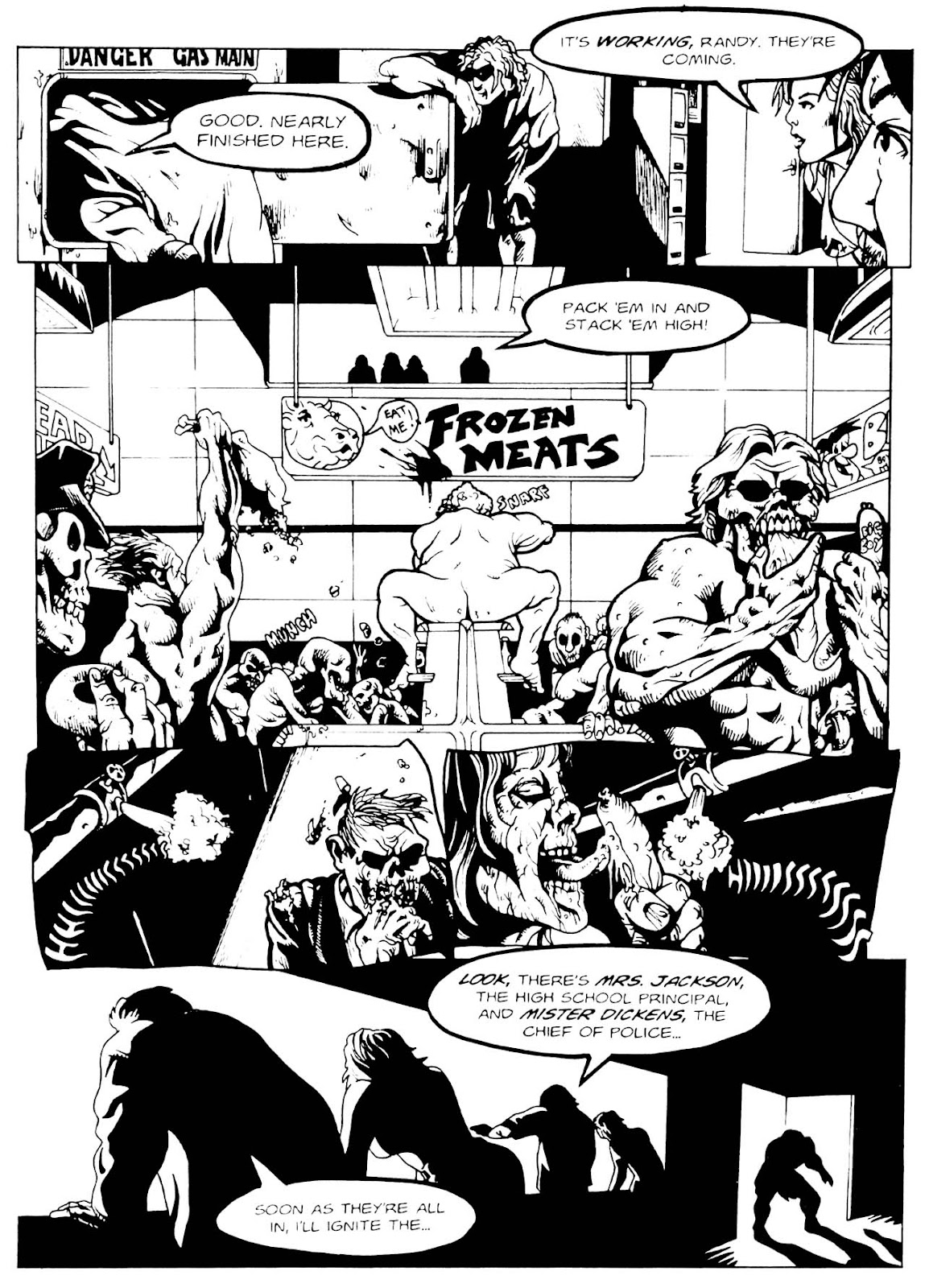 Read online Night of the Living Dead (1994) comic -  Issue #1 - 30