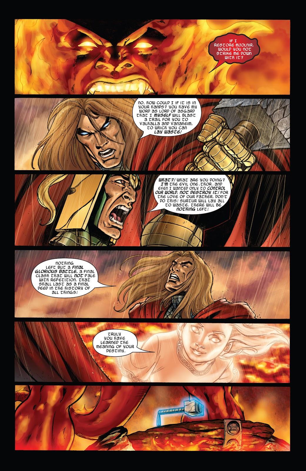 Read online Thor: Ragnaroks comic -  Issue # TPB (Part 3) - 48