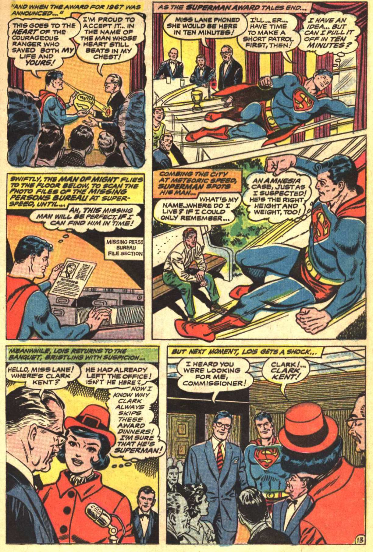 Read online Action Comics (1938) comic -  Issue #367 - 17
