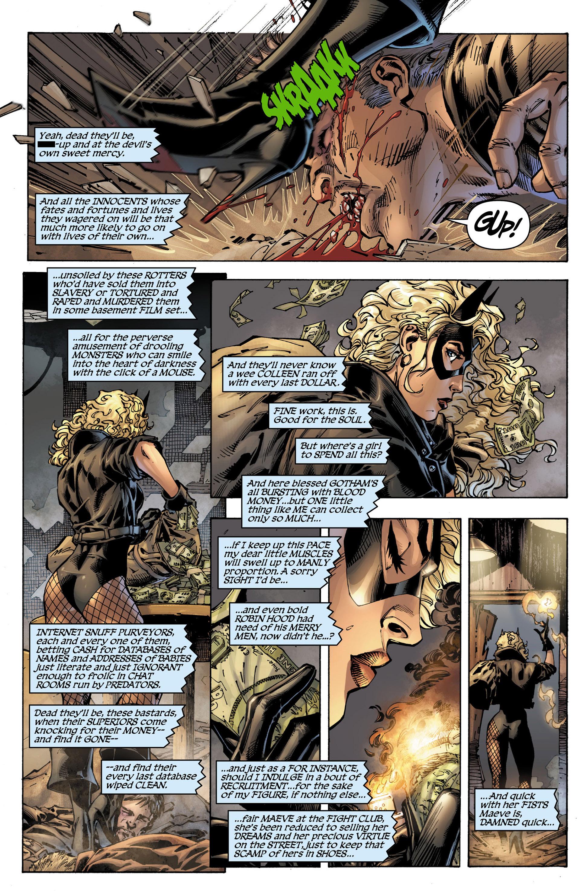 Read online All Star Batman & Robin, The Boy Wonder comic -  Issue #10 - 16