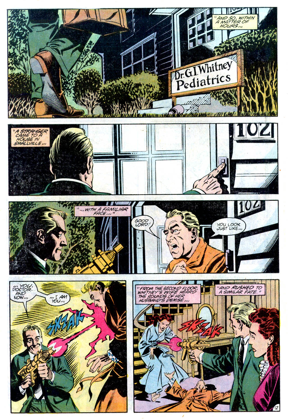 Read online Adventures of Superman (1987) comic -  Issue #436 - 13