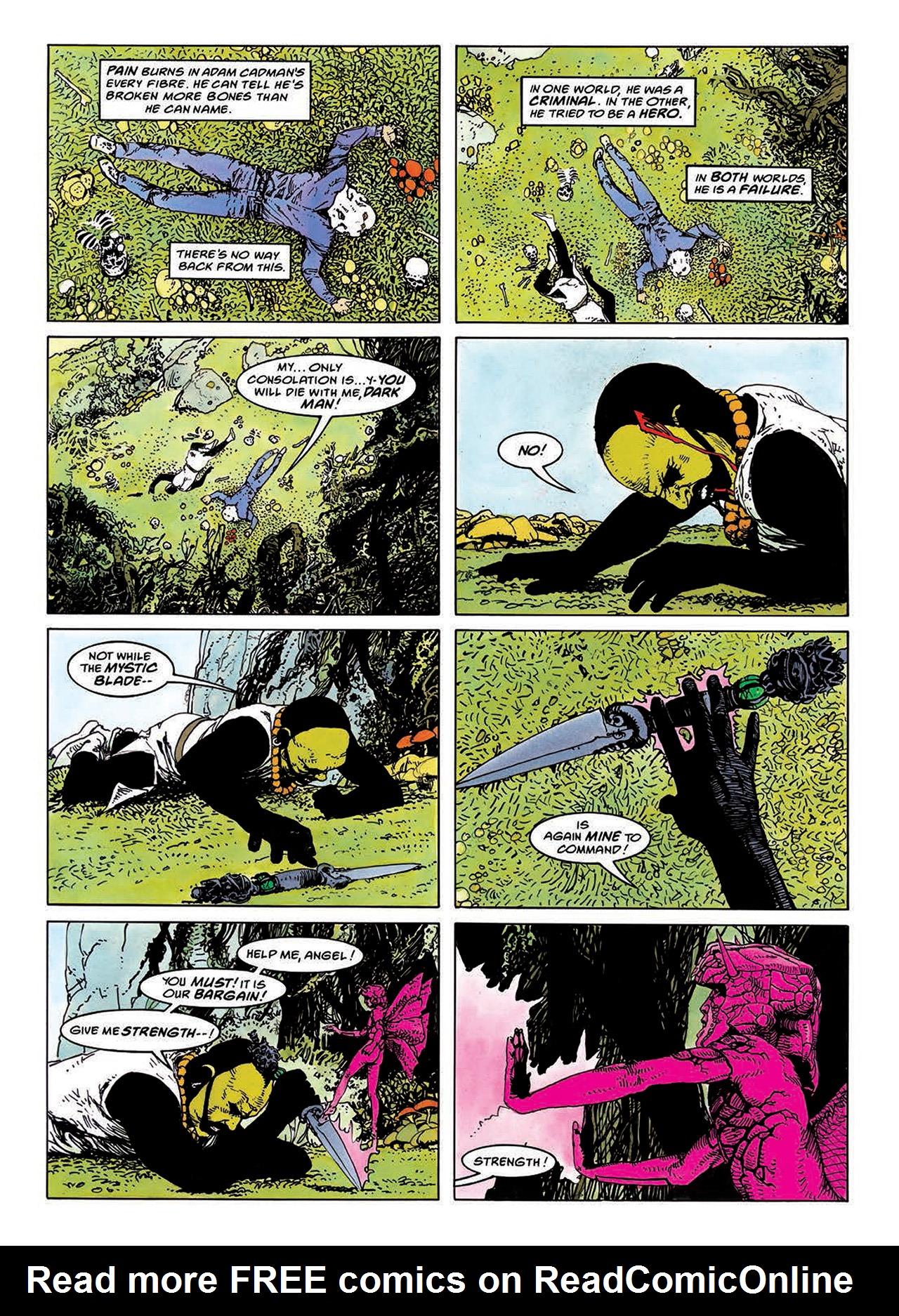 Read online Mazeworld comic -  Issue # TPB - 97