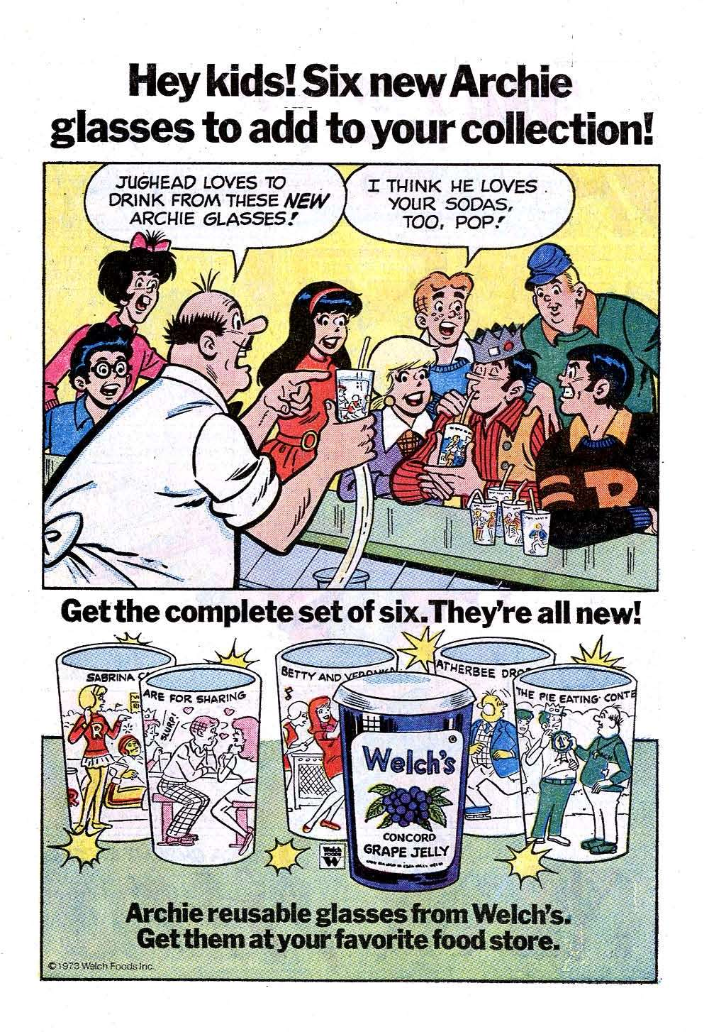 Read online Archie (1960) comic -  Issue #231 - 11