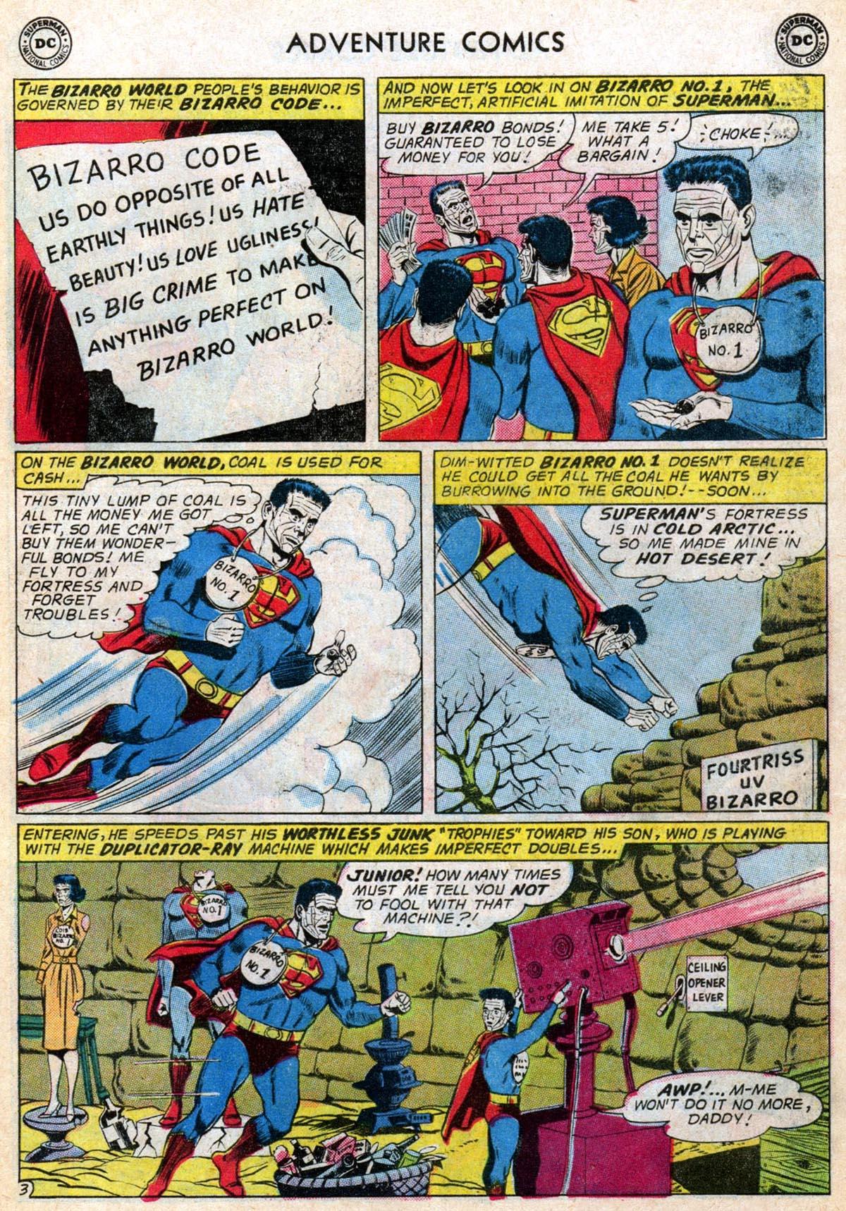Read online Adventure Comics (1938) comic -  Issue #286 - 23
