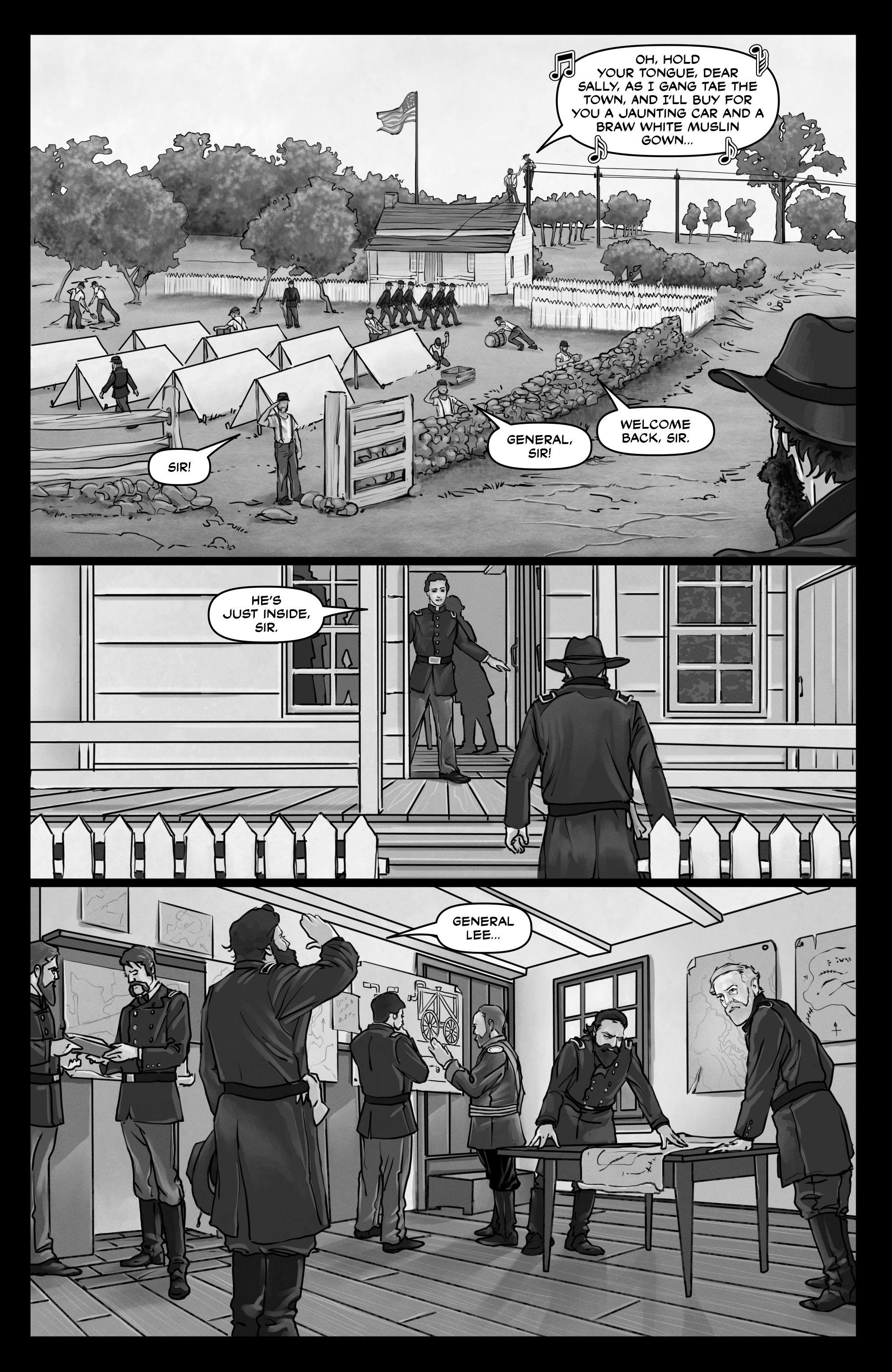 Read online Alan Moore's Cinema Purgatorio comic -  Issue #2 - 35