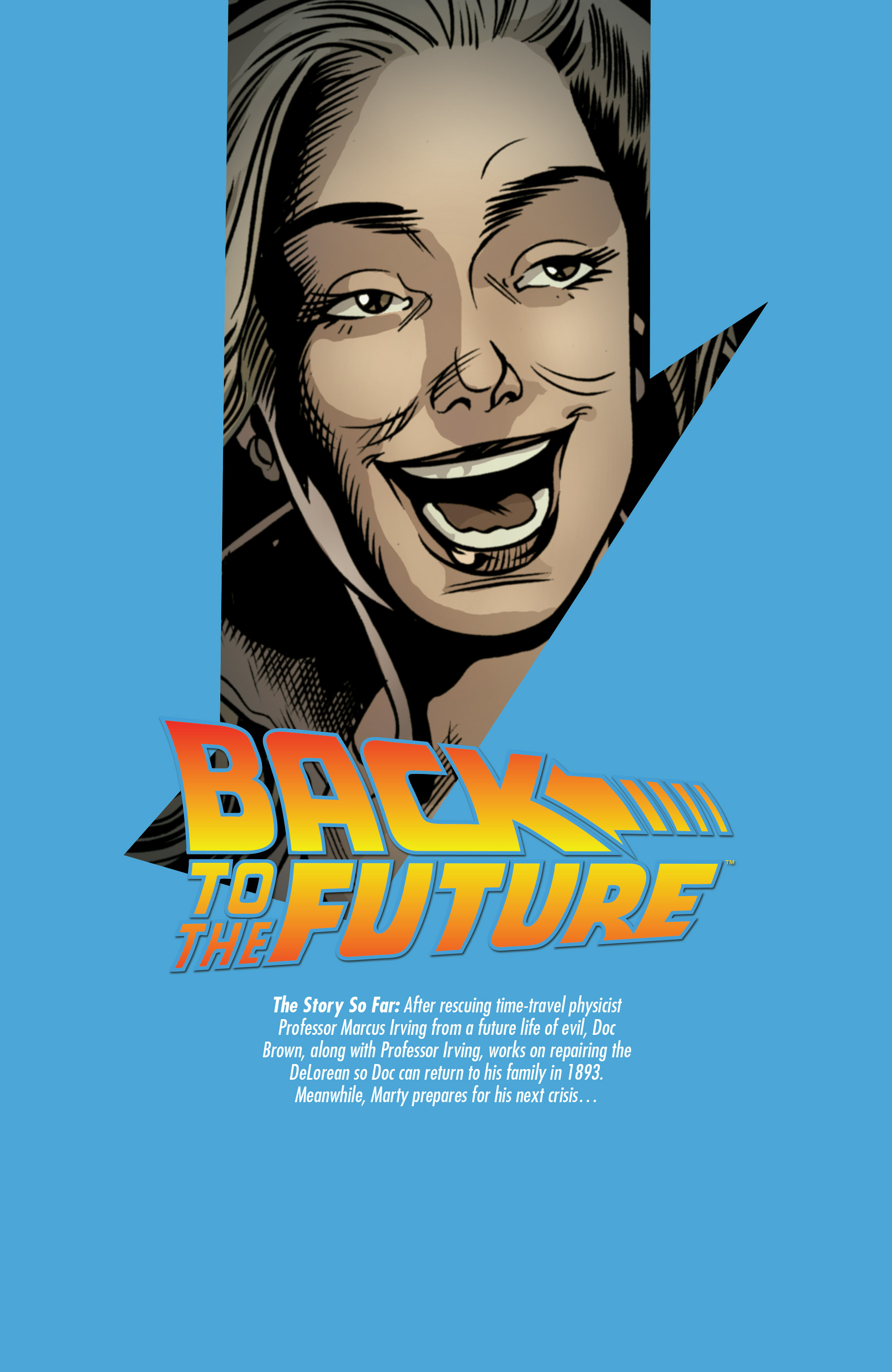 Read online Back to the Future (2015) comic -  Issue #19 - 3