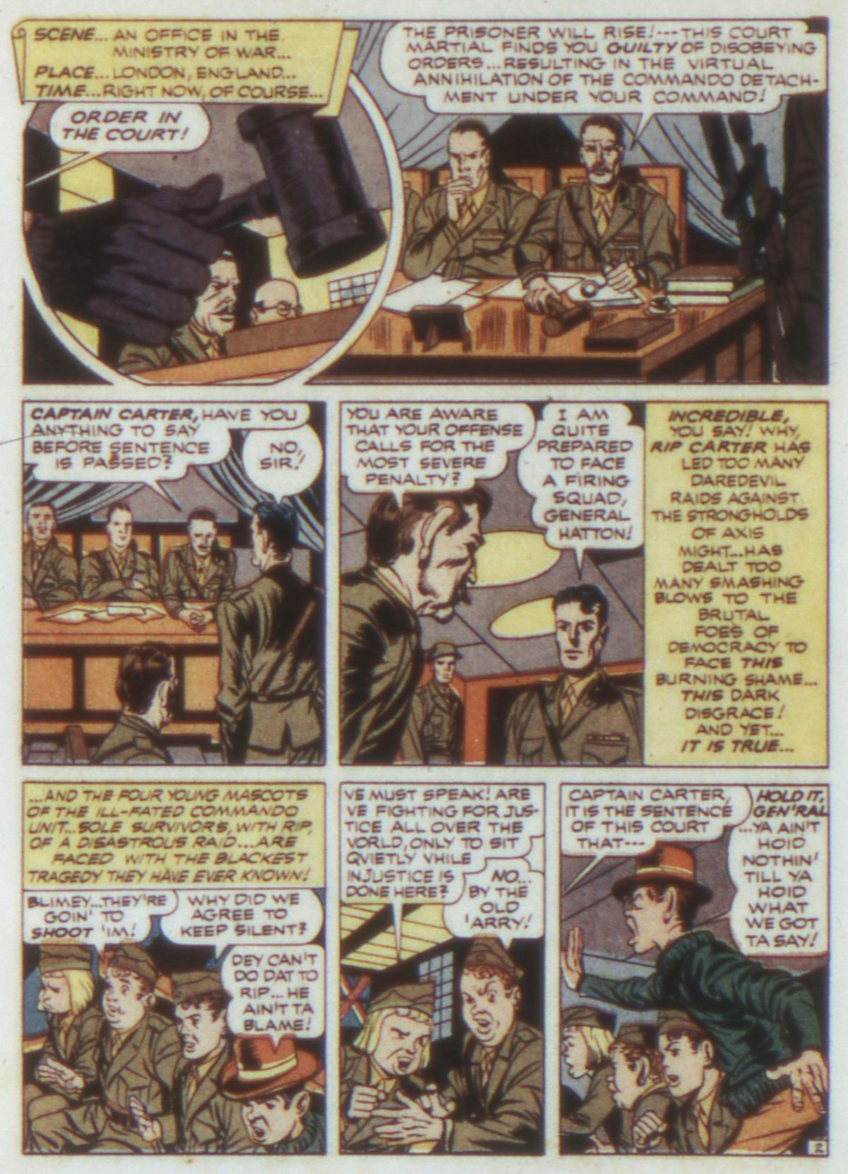 Read online Detective Comics (1937) comic -  Issue #74 - 18