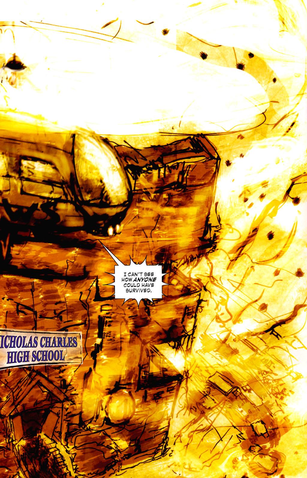 Read online ShadowHawk (2005) comic -  Issue #8 - 4