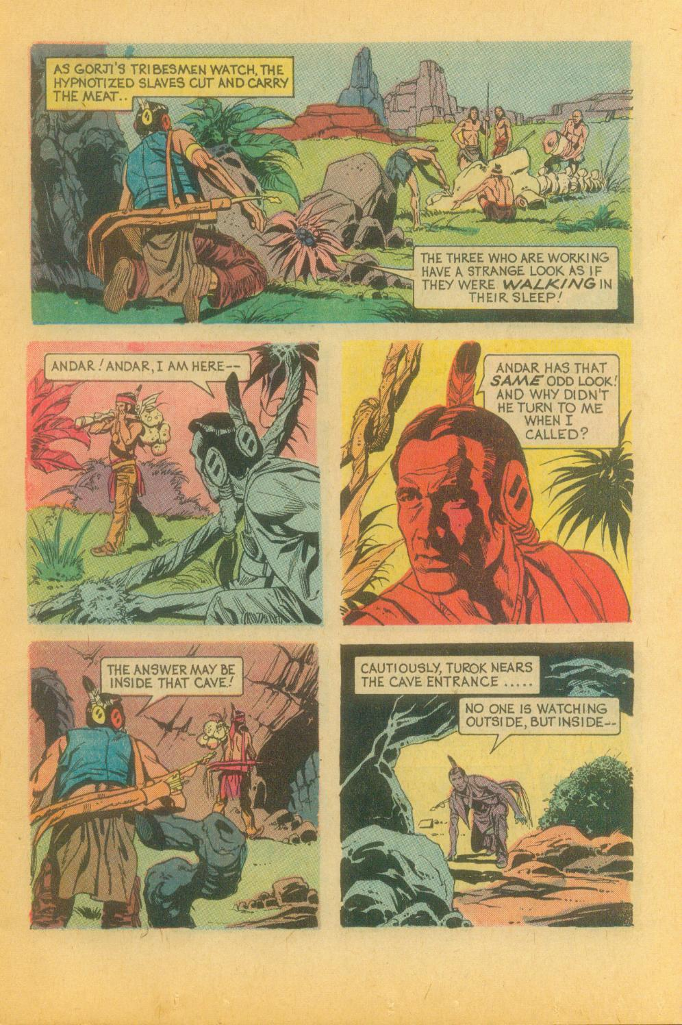Read online Turok, Son of Stone comic -  Issue #89 - 11