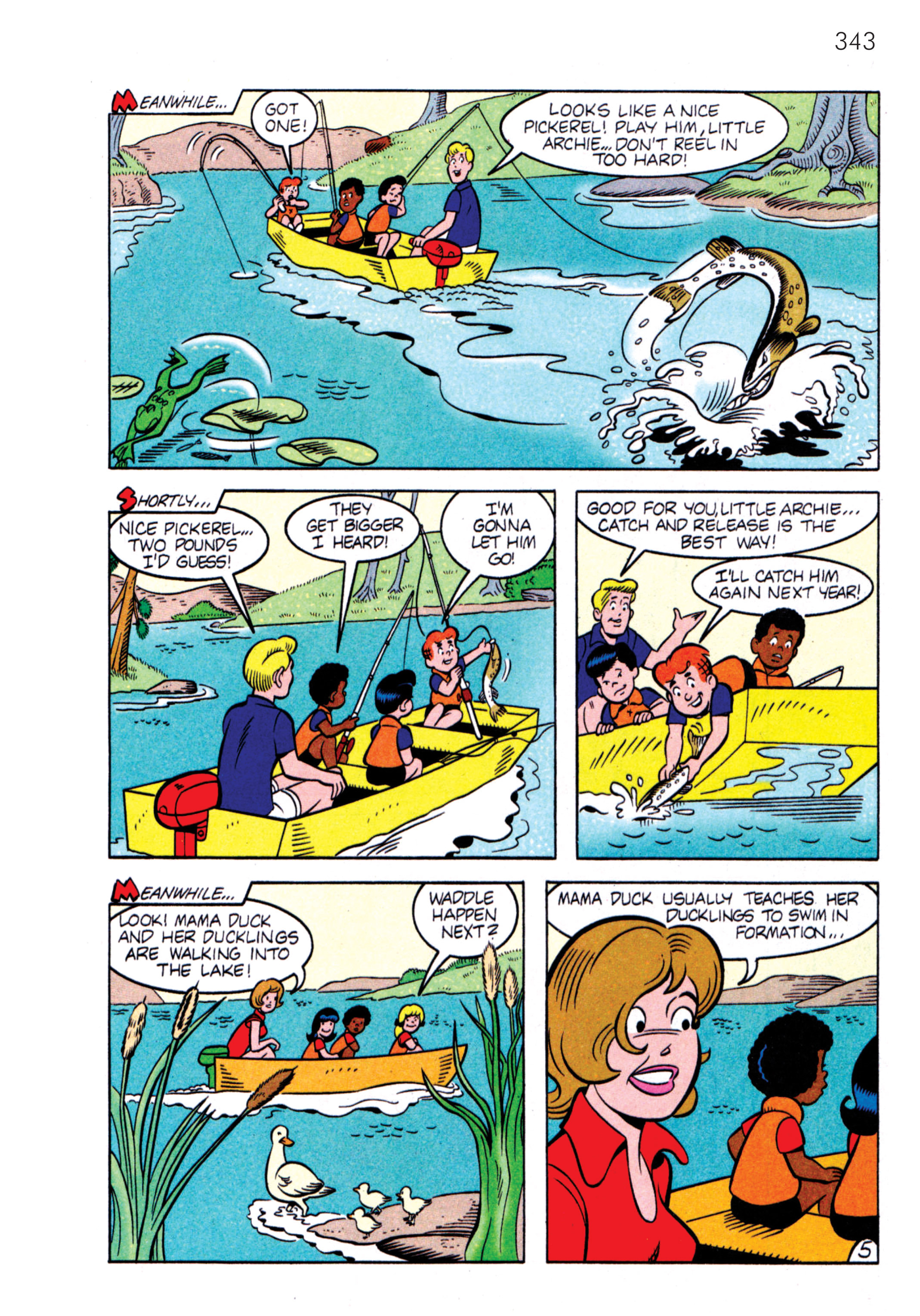 Read online The Best of Archie Comics comic -  Issue # TPB 4 (Part 2) - 133