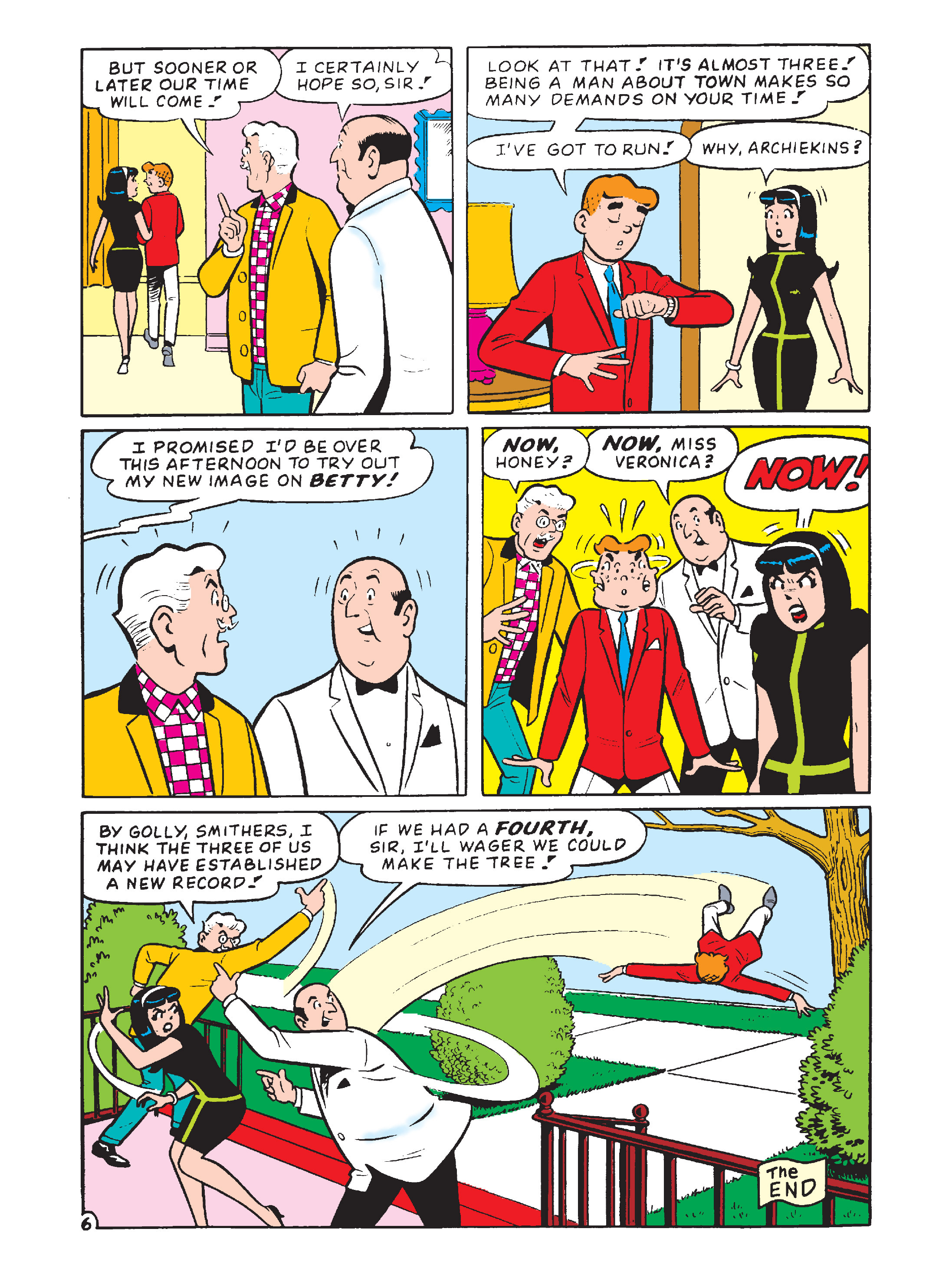 Read online Archie 1000 Page Comics Bonanza comic -  Issue #2 (Part 2) - 20