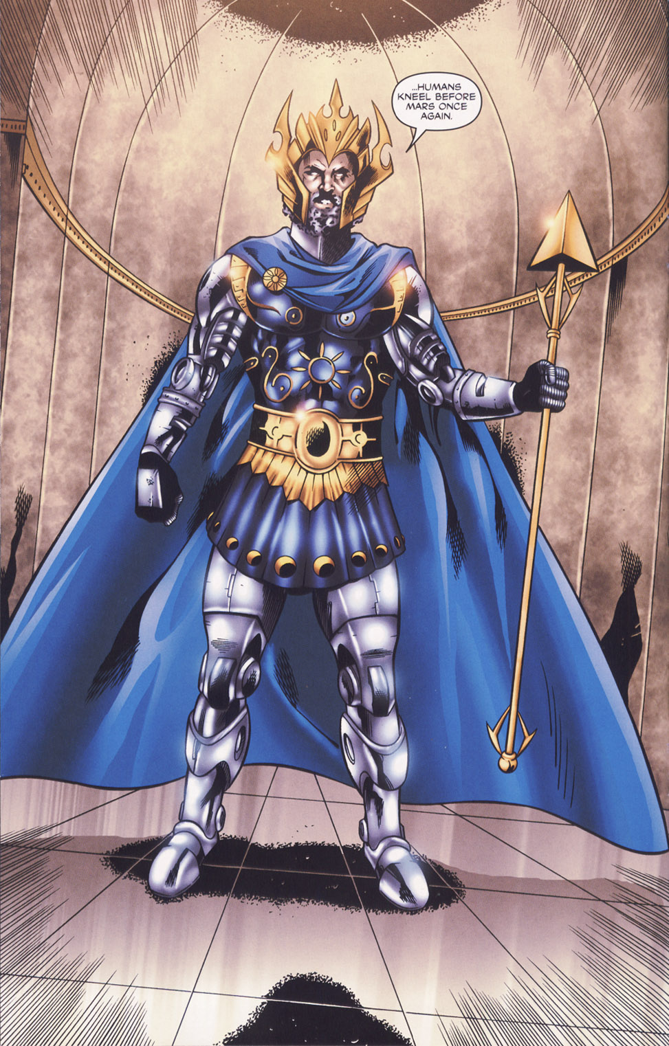 Read online Stargate SG-1: Fall of Rome comic -  Issue #2 - 10