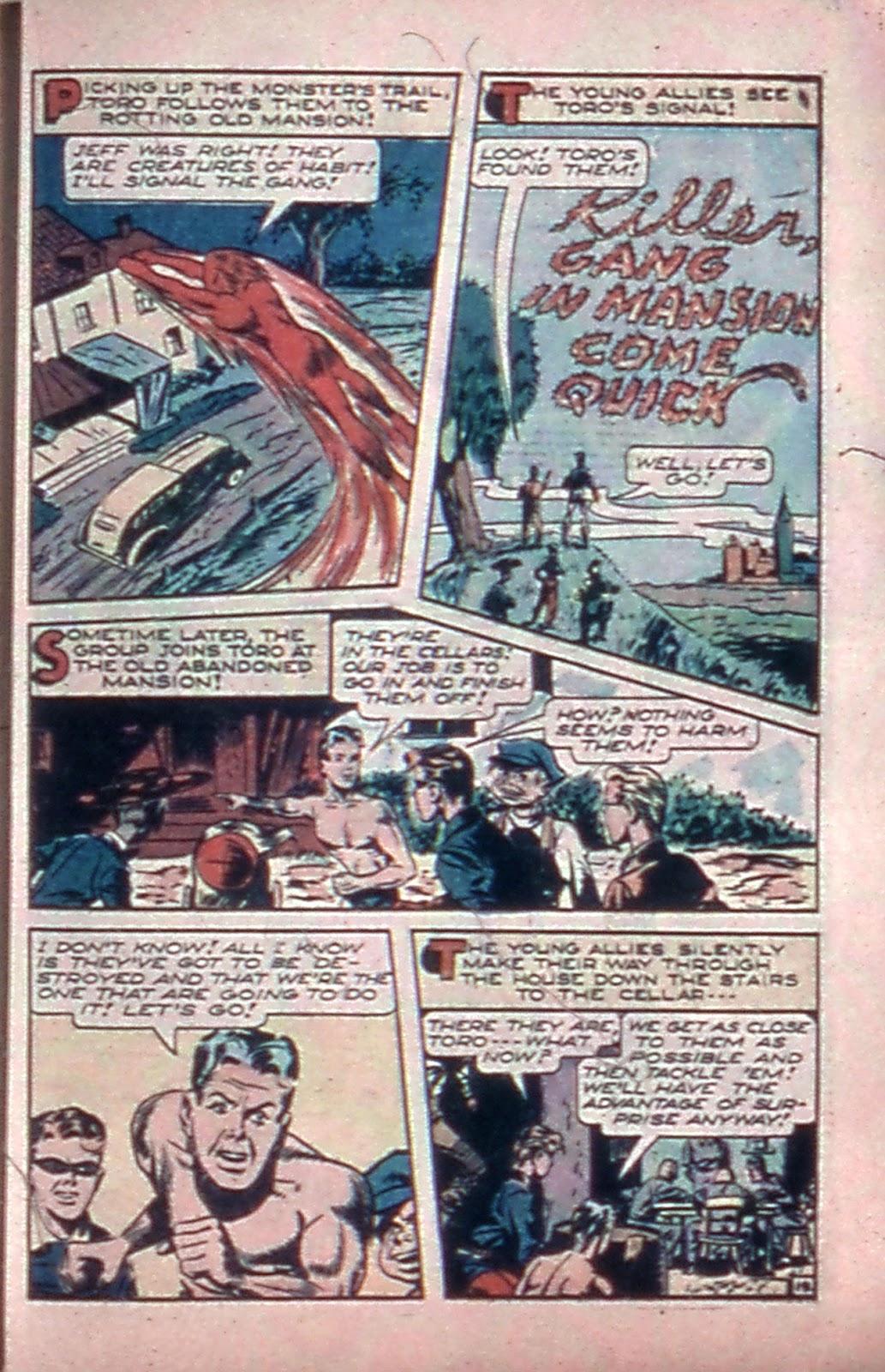 Read online Mystic Comics (1944) comic -  Issue #4 - 21