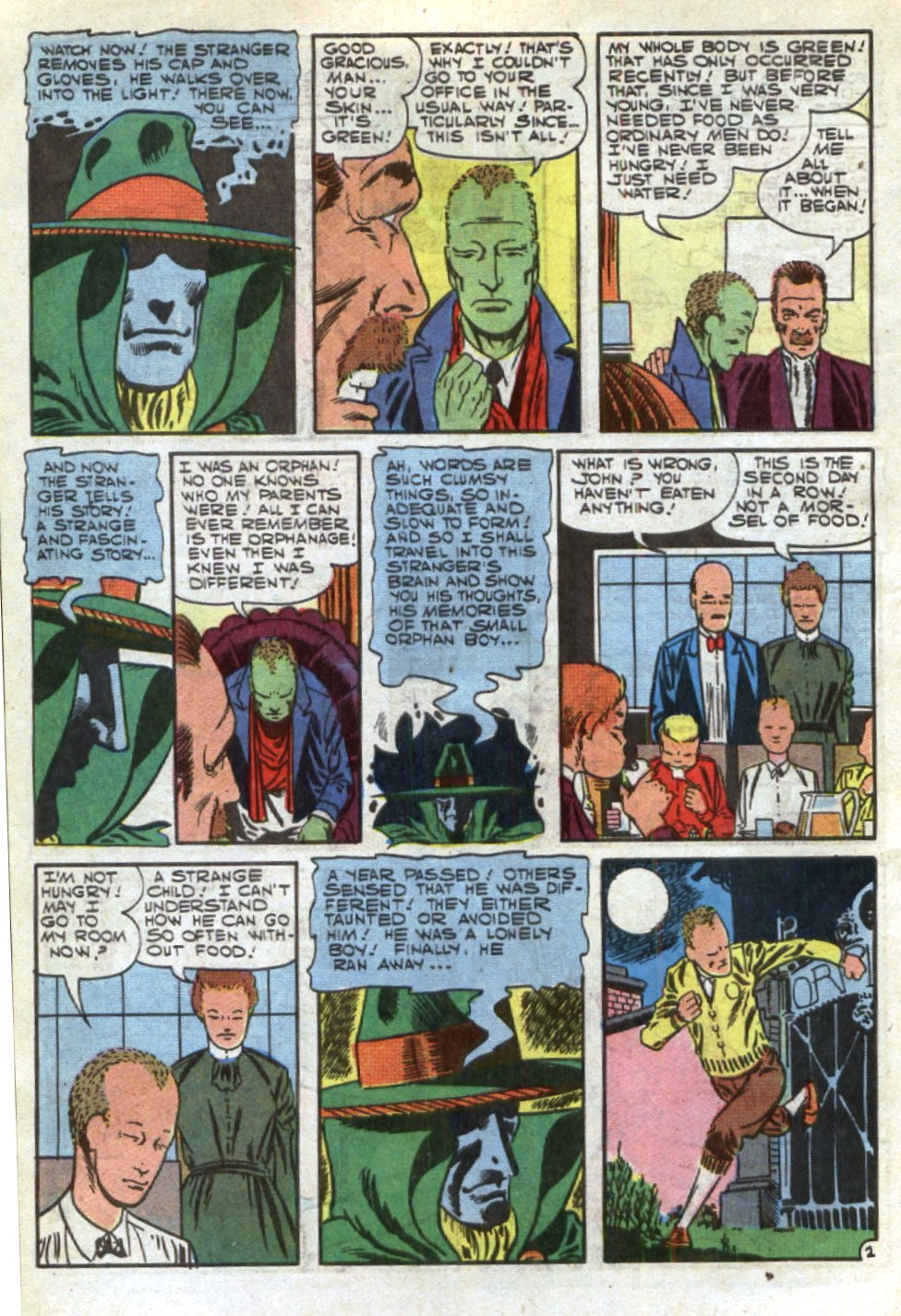 Read online Scary Tales comic -  Issue #39 - 24