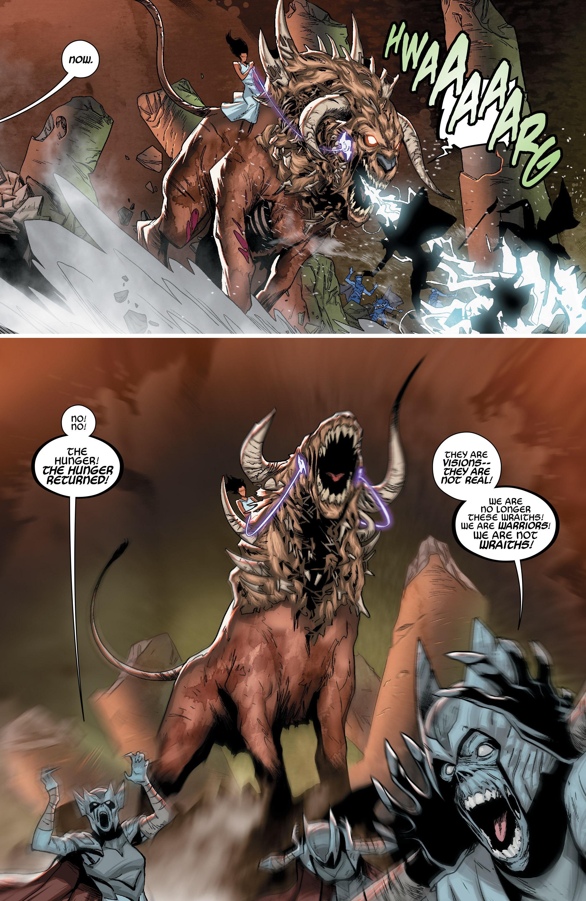 Read online Angela: Queen Of Hel comic -  Issue #5 - 6