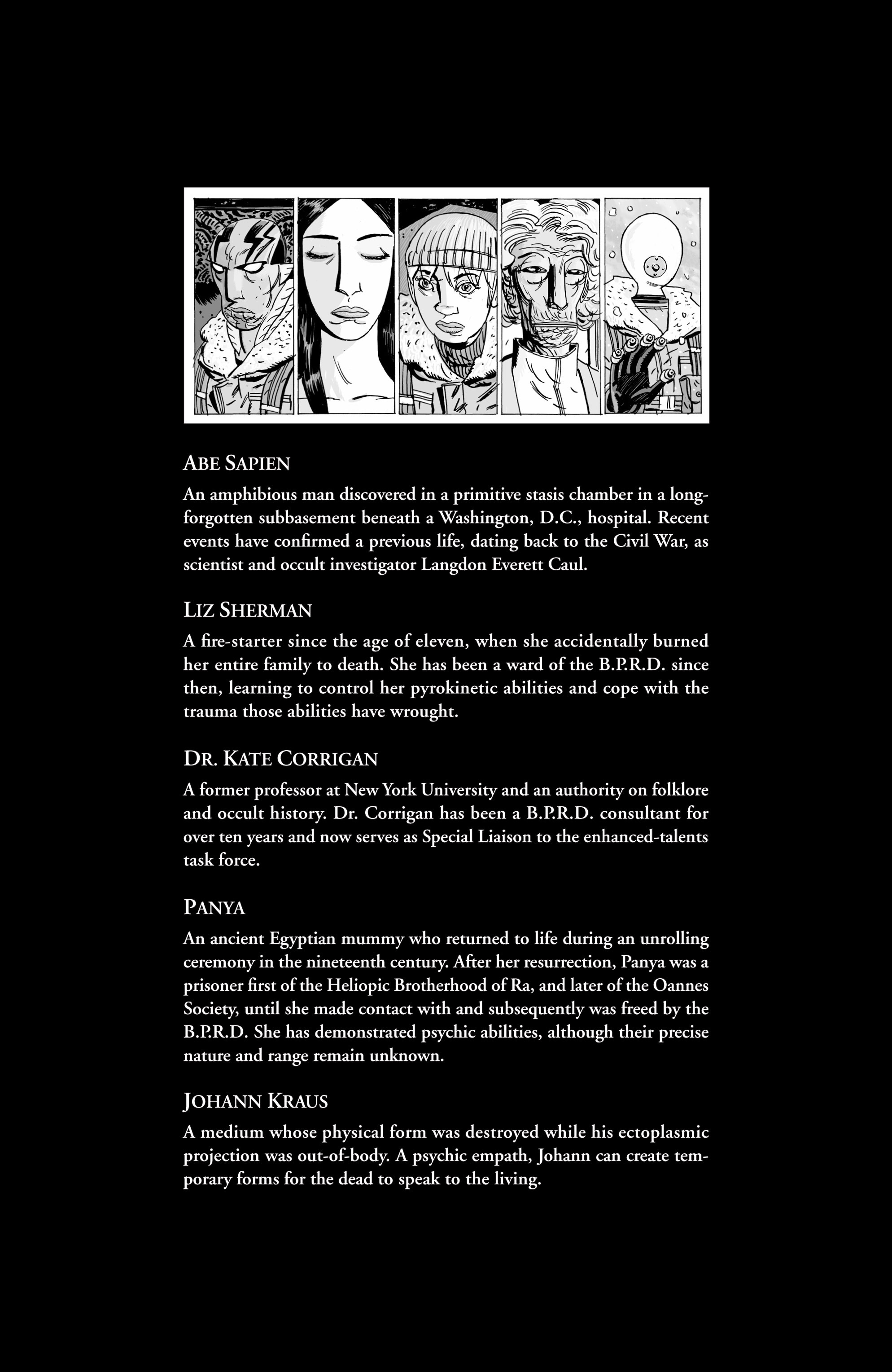 Read online B.P.R.D. (2003) comic -  Issue # TPB 11 - 4