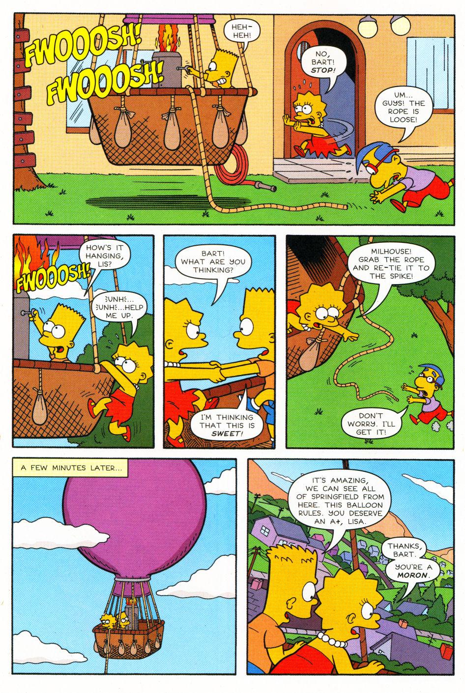 Read online Simpsons Comics Presents Bart Simpson comic -  Issue #27 - 5