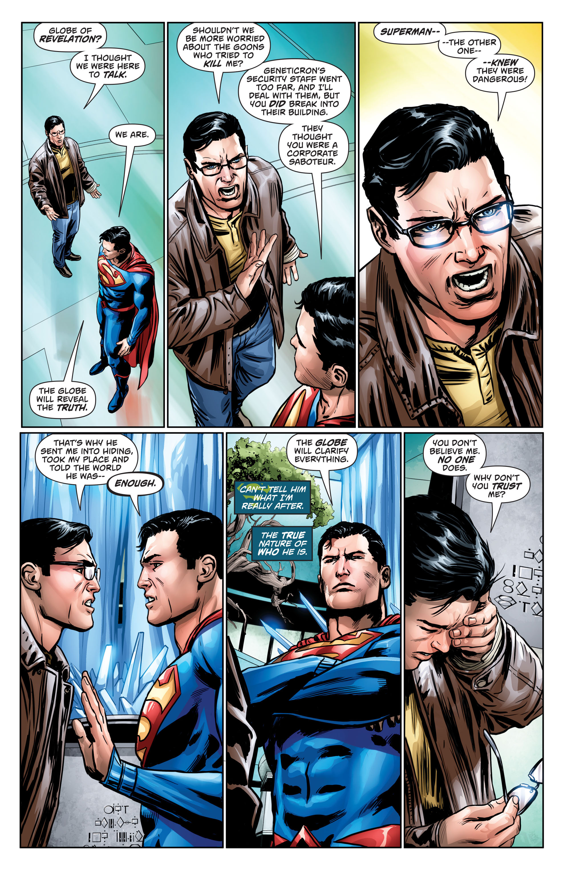 Read online Action Comics (2016) comic -  Issue #964 - 8