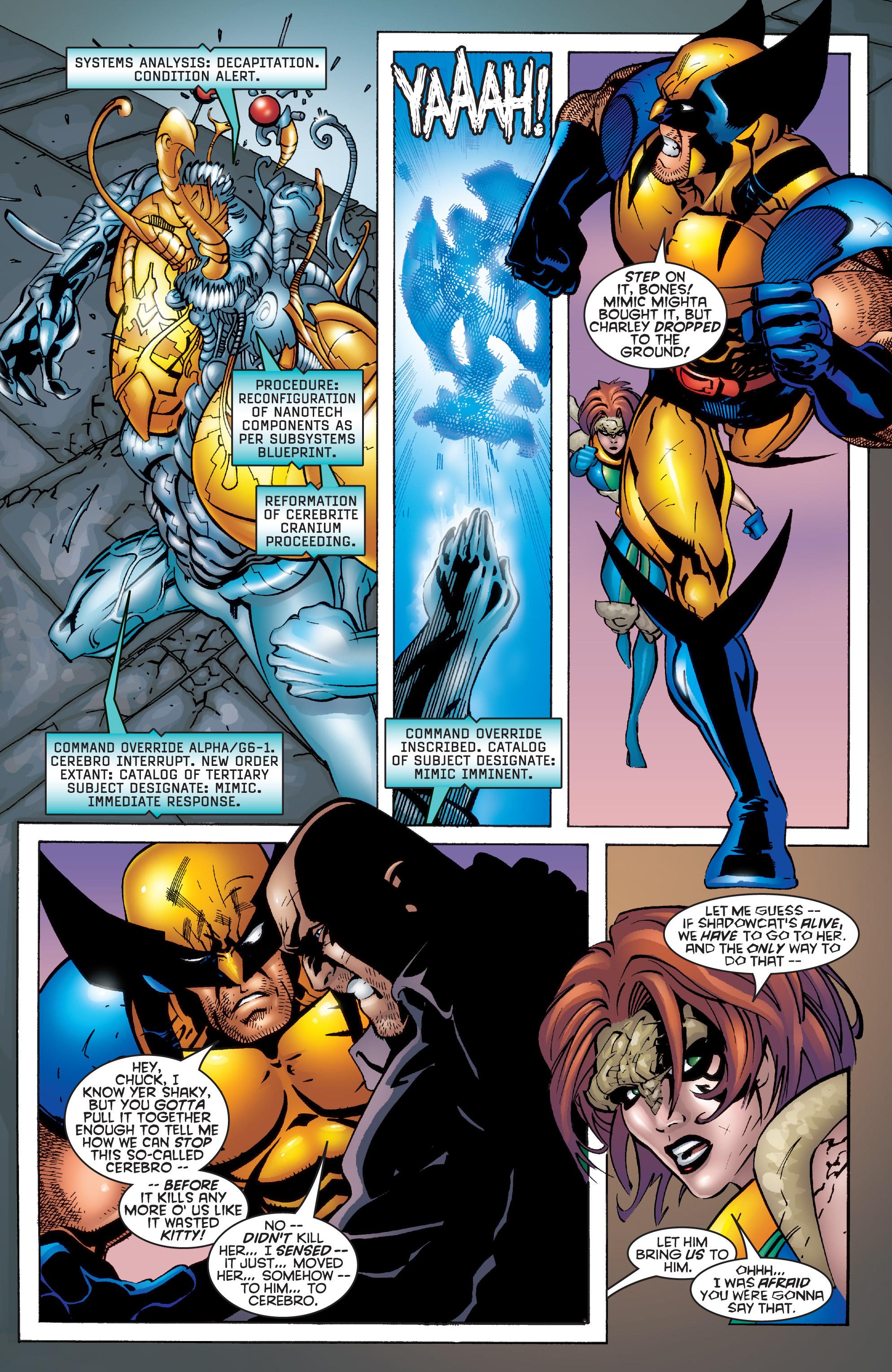 Read online Uncanny X-Men (1963) comic -  Issue #364 - 22