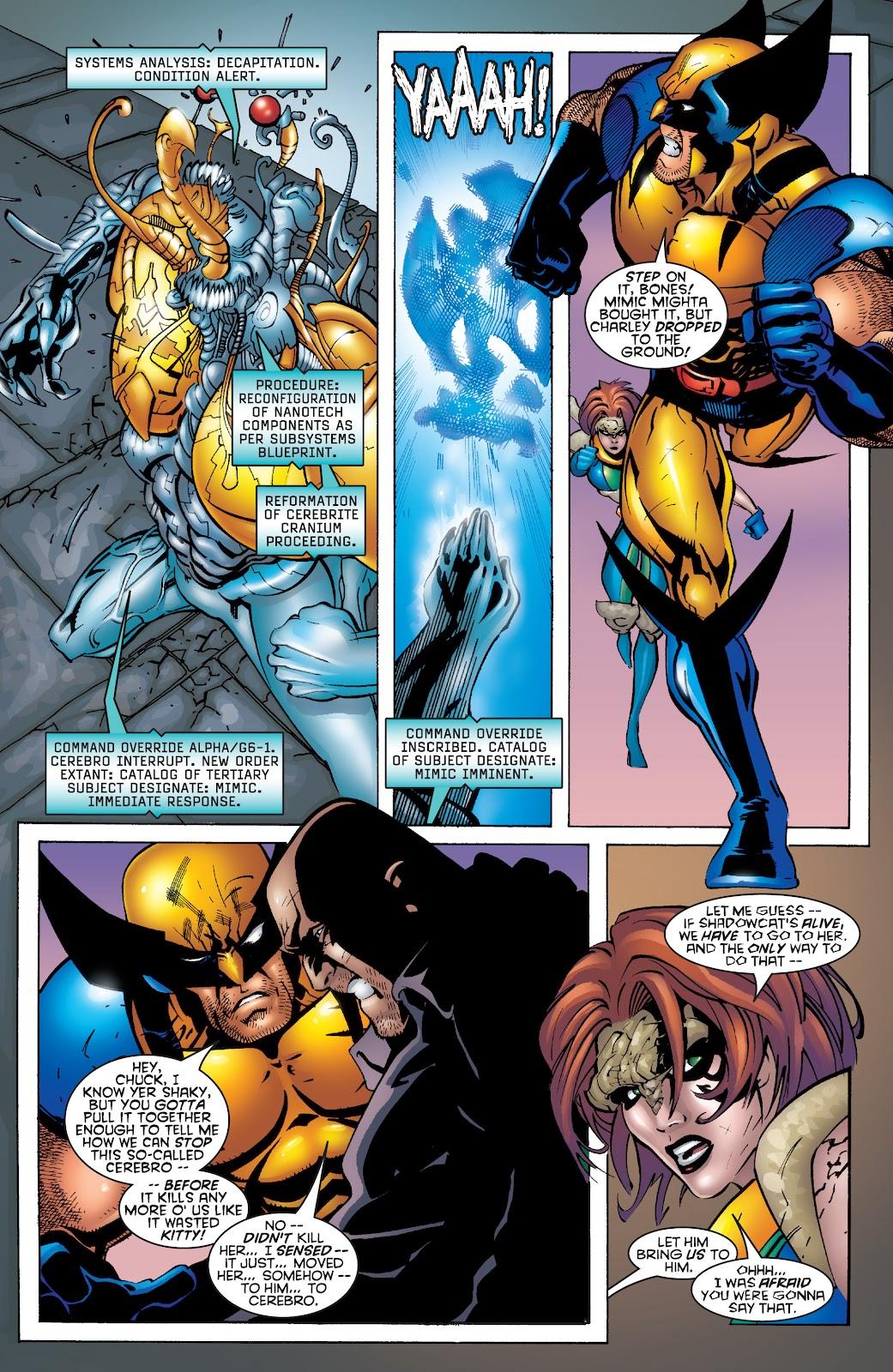 Uncanny X-Men (1963) issue 364 - Page 22