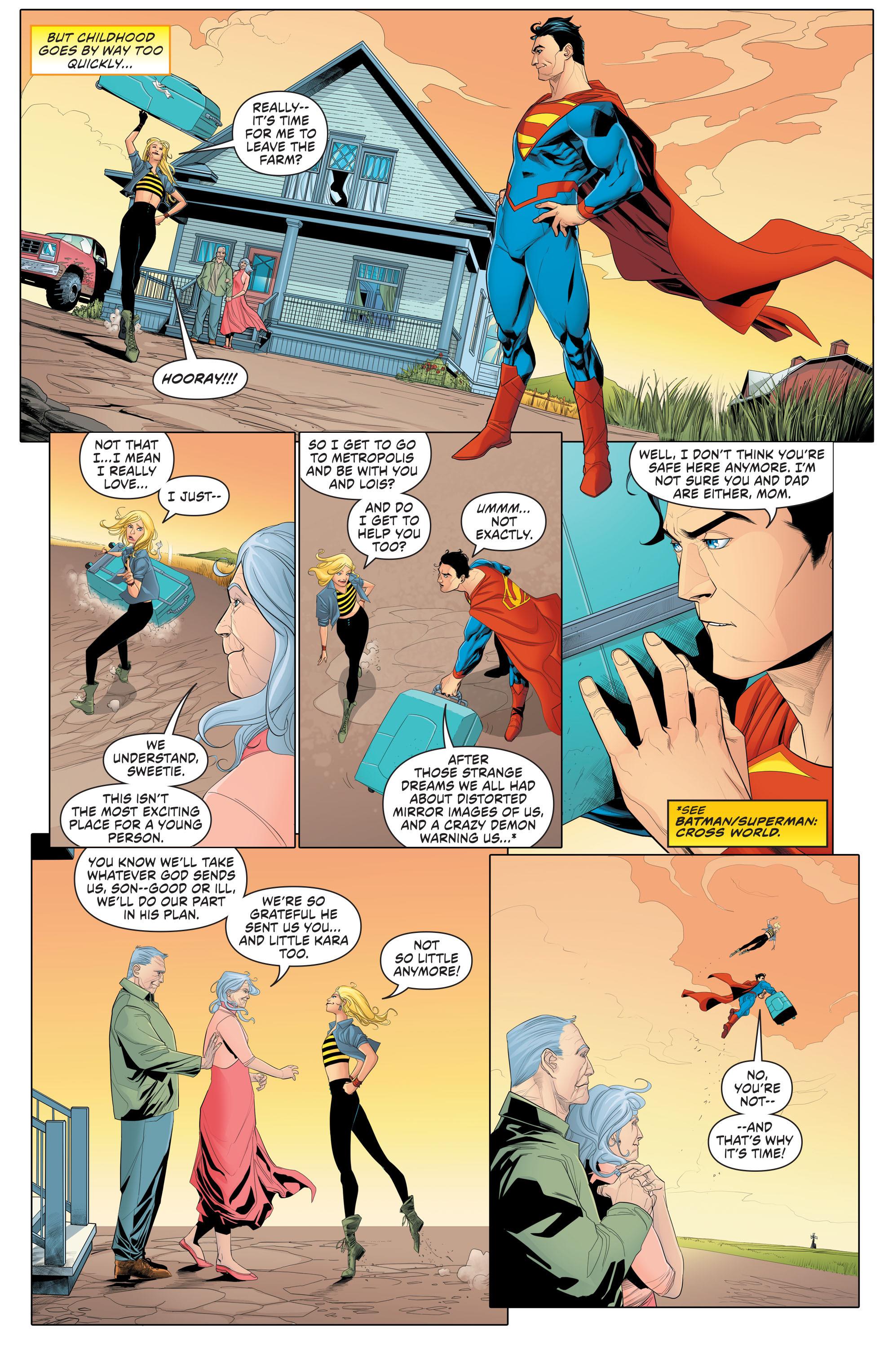 Read online Secret Origins (2014) comic -  Issue #9 - 17