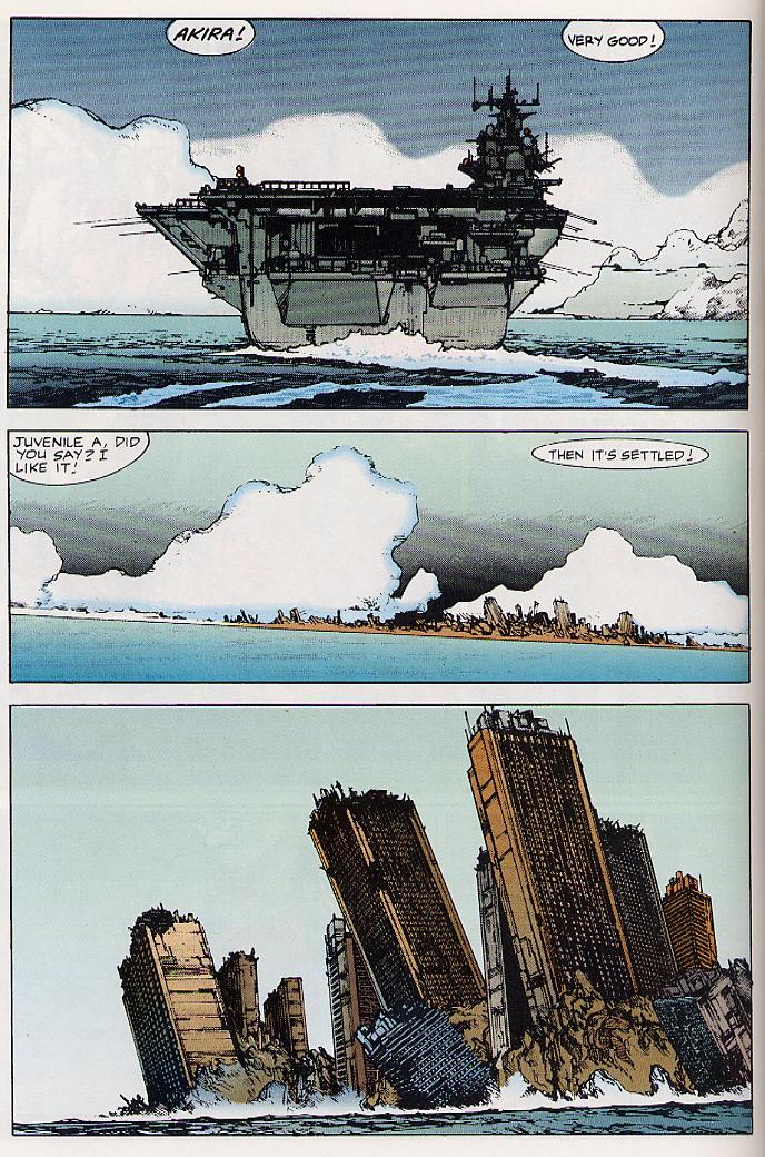 Read online Akira comic -  Issue #24 - 20