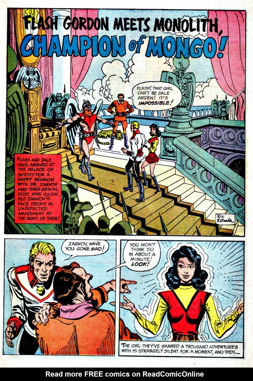 Flash Gordon (1966) issue 3 - Page 20