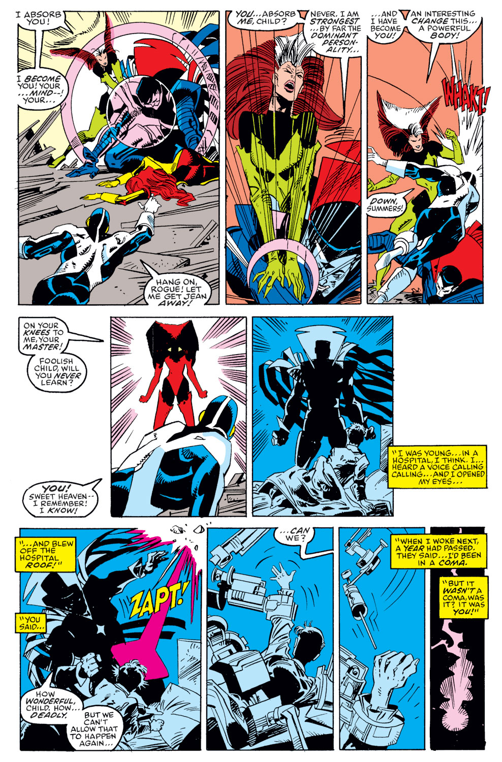 Read online X-Factor (1986) comic -  Issue #39 - 7