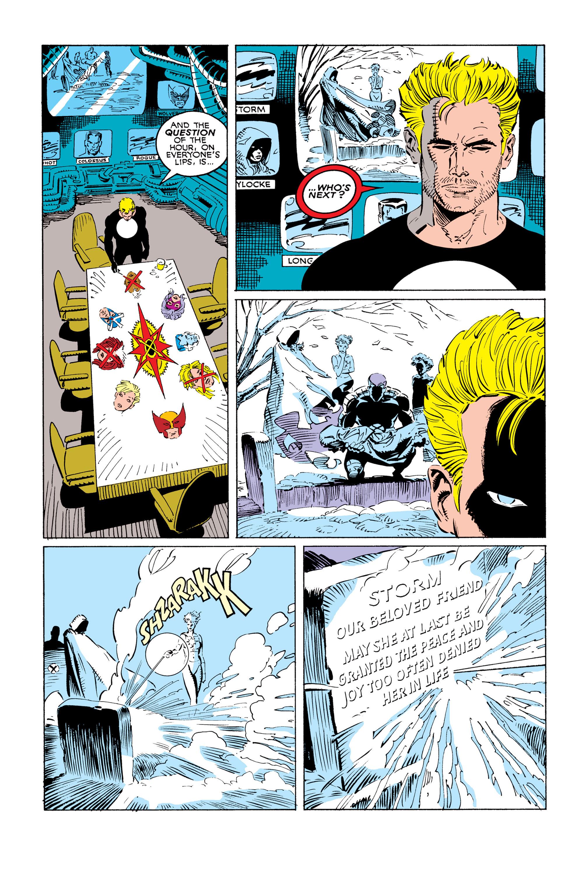 Read online Uncanny X-Men (1963) comic -  Issue #249 - 3