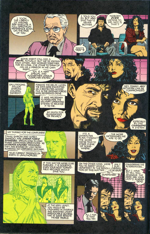Read online Aliens/Predator: The Deadliest of the Species comic -  Issue #2 - 11