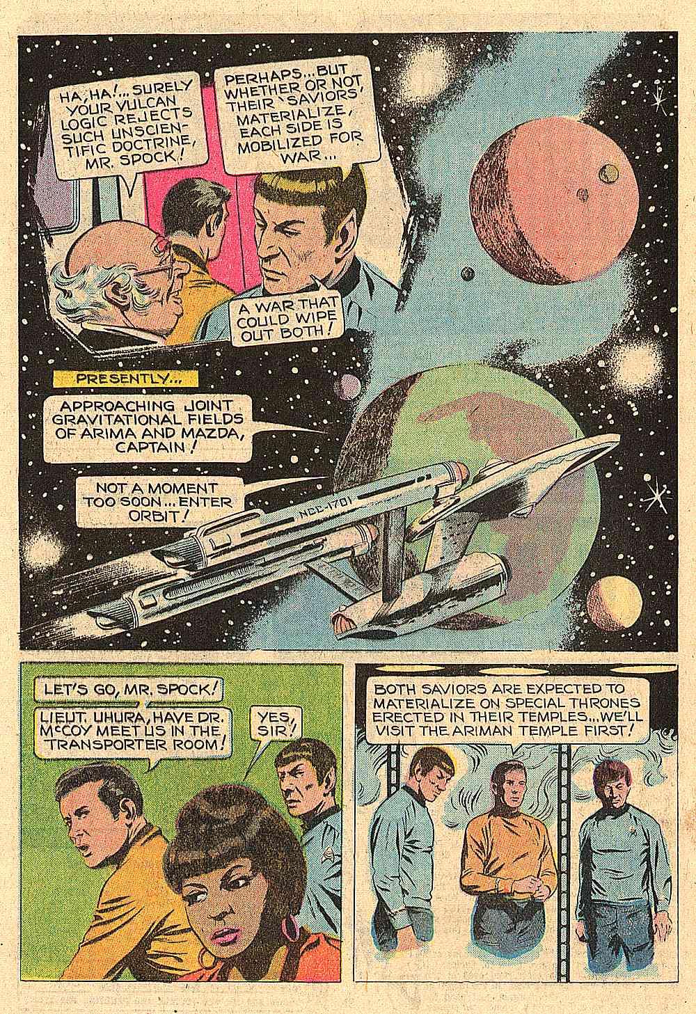 Star Trek (1967) issue 51 - Page 11