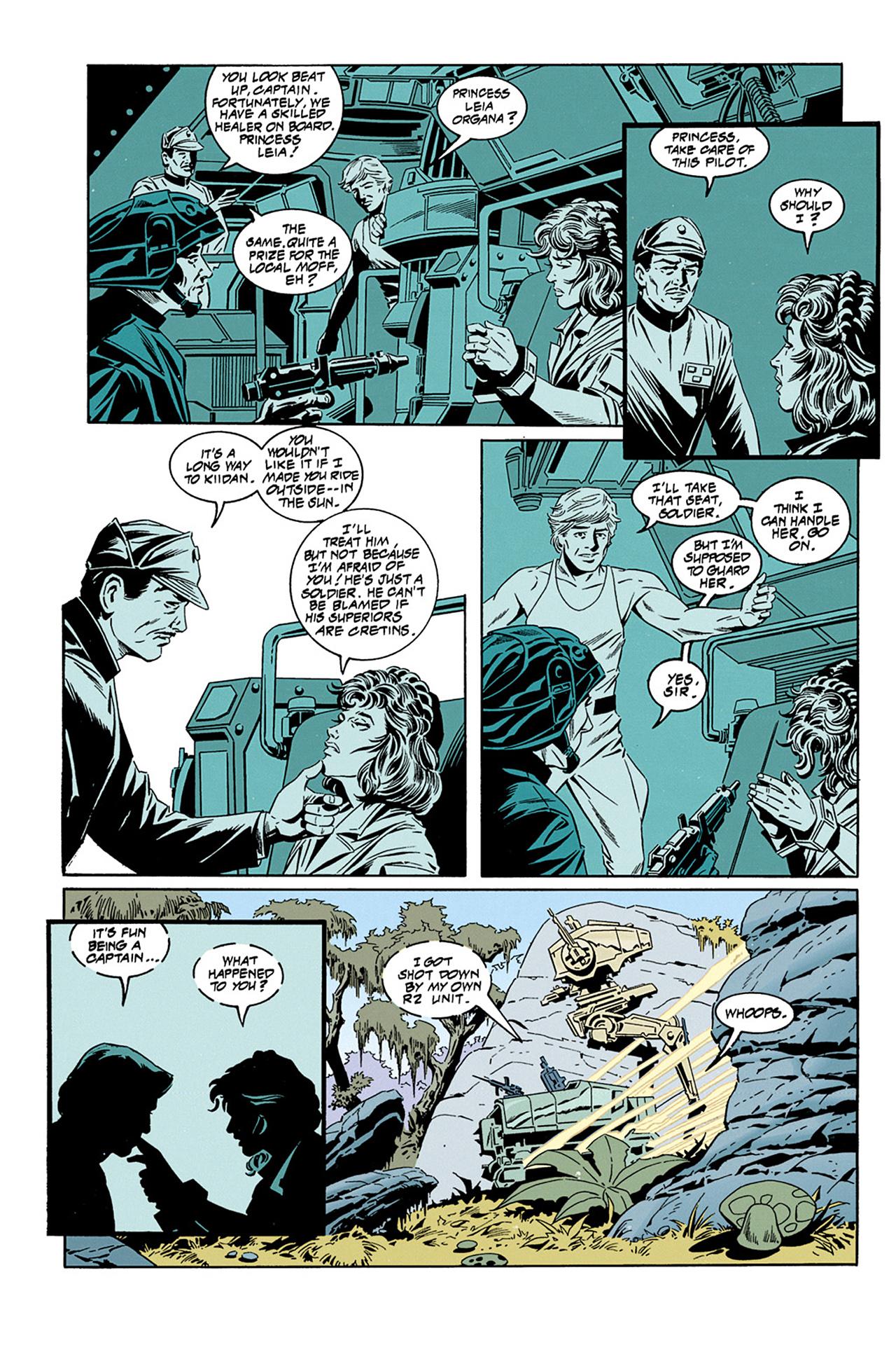 Read online Star Wars Omnibus comic -  Issue # Vol. 1 - 150