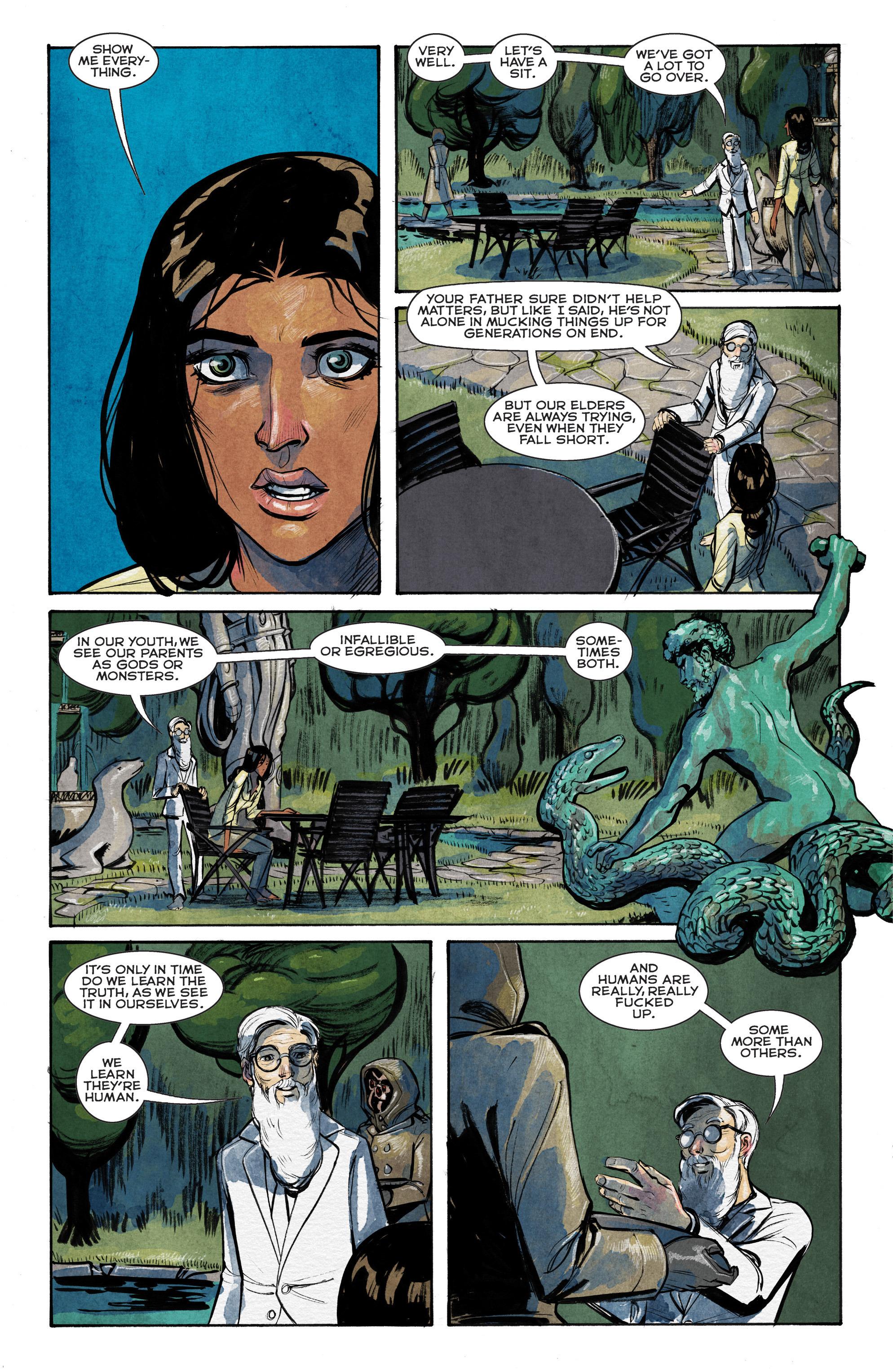 Read online Shutter comic -  Issue #14 - 18