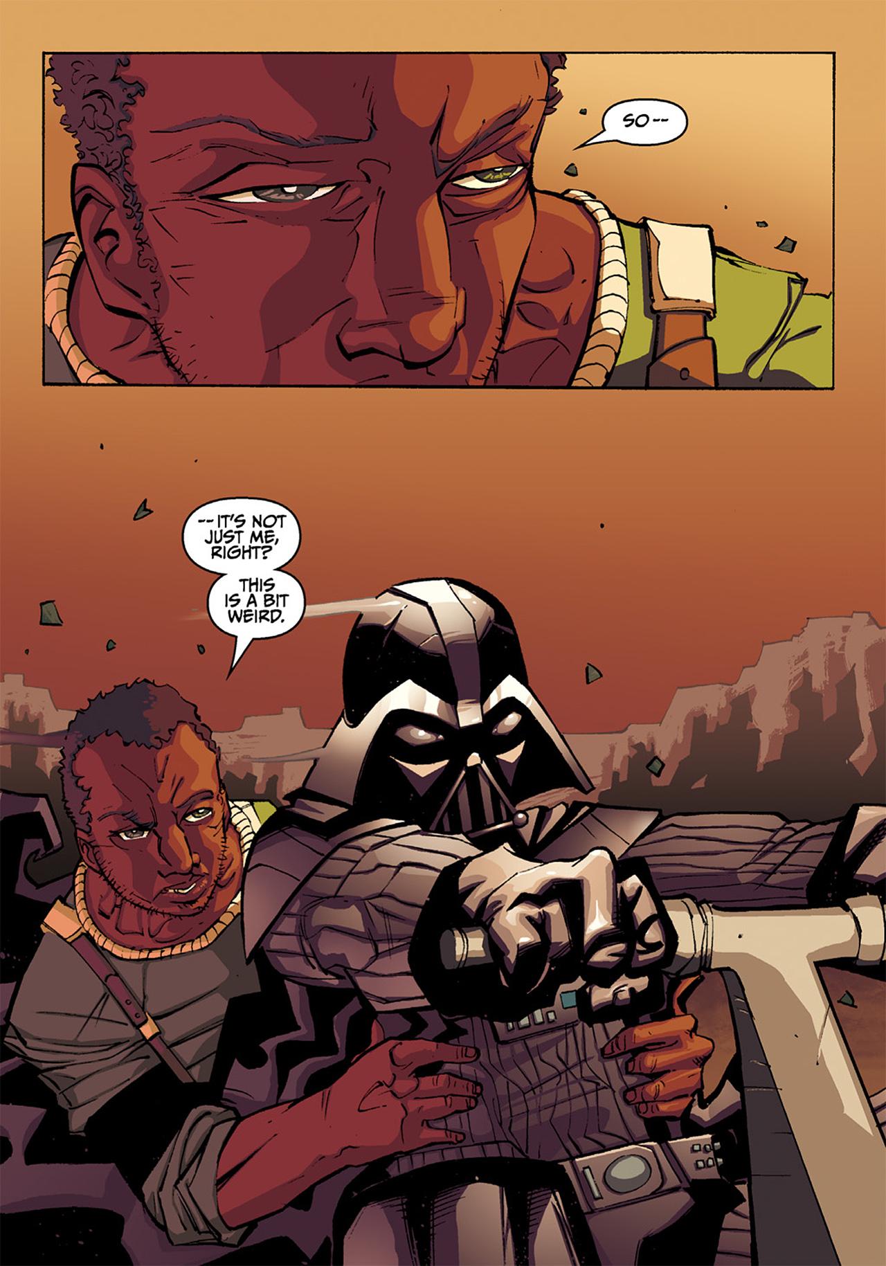 Read online Star Wars Omnibus comic -  Issue # Vol. 33 - 291