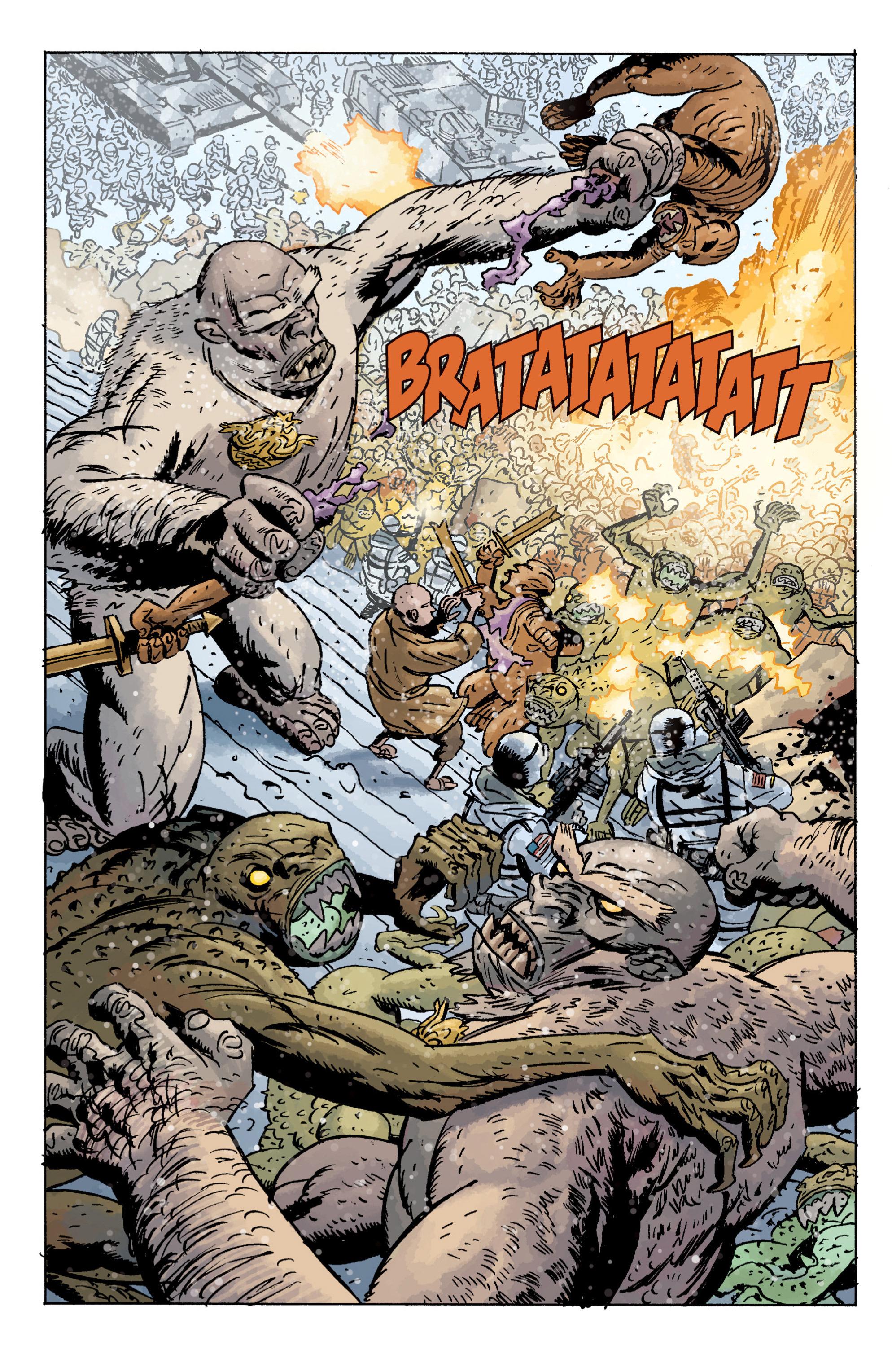 Read online B.P.R.D. (2003) comic -  Issue # TPB 11 - 65