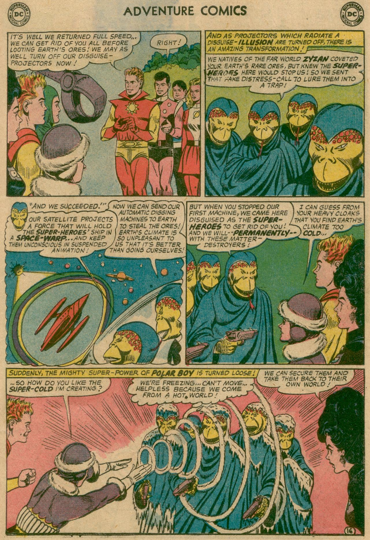 Read online Adventure Comics (1938) comic -  Issue #311 - 18