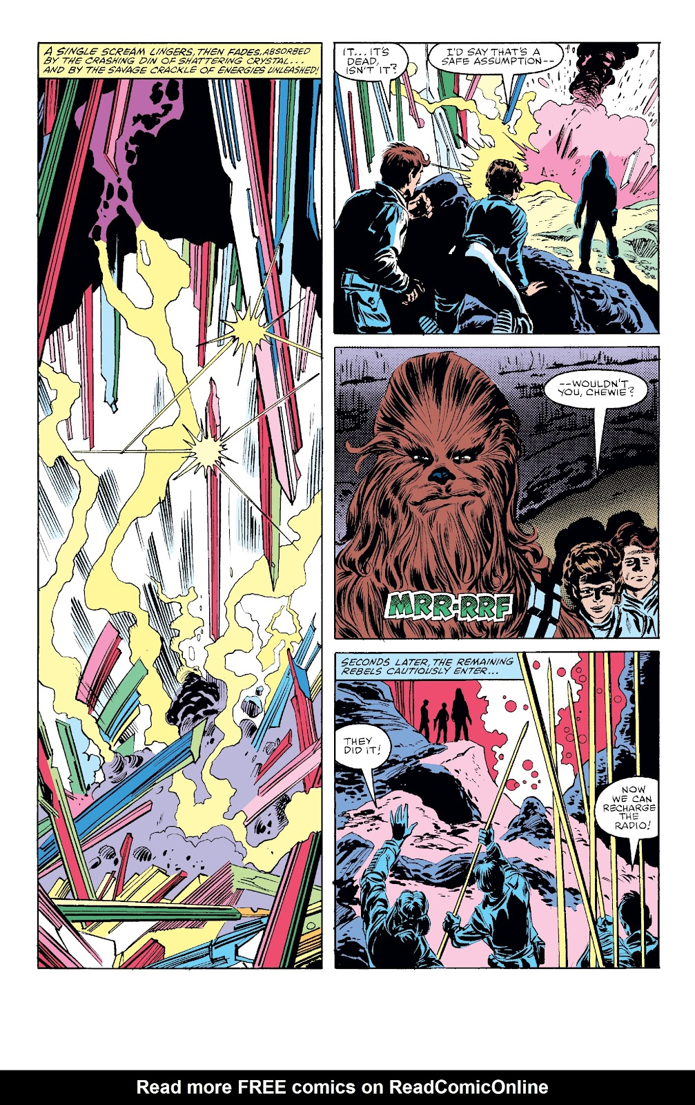 Read online Star Wars Legends: The Original Marvel Years - Epic Collection comic -  Issue # TPB 3 (Part 4) - 75