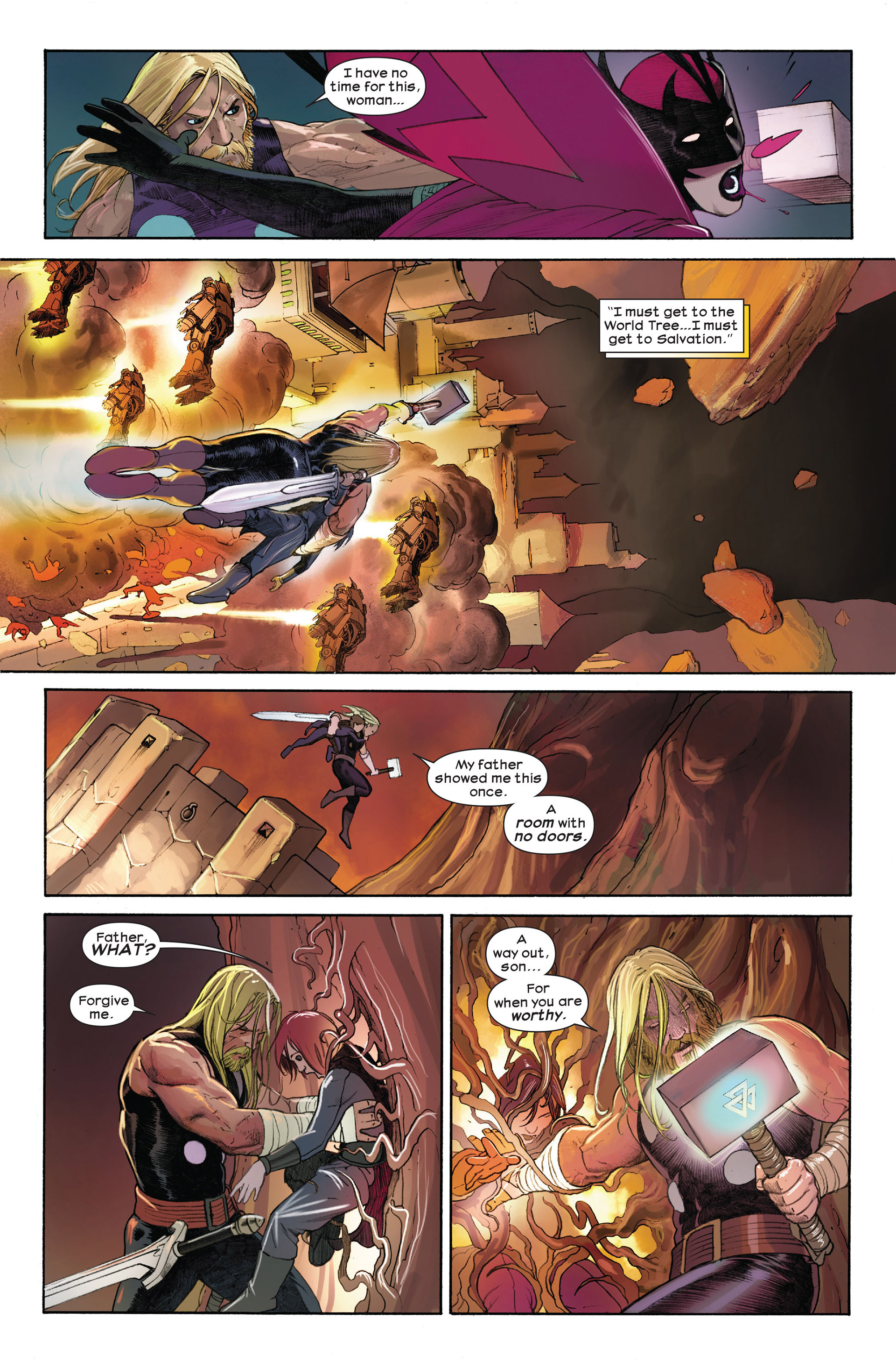Read online Ultimate Comics Ultimates comic -  Issue #2 - 22