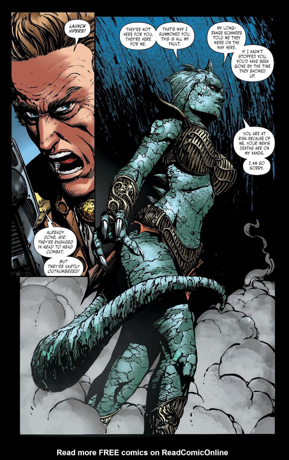 Battlestar Galactica BSG vs. BSG issue 1 - Page 15