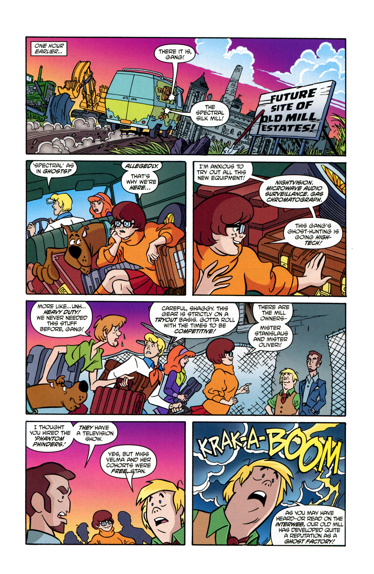 Read online Scooby-Doo: Where Are You? comic -  Issue #19 - 5