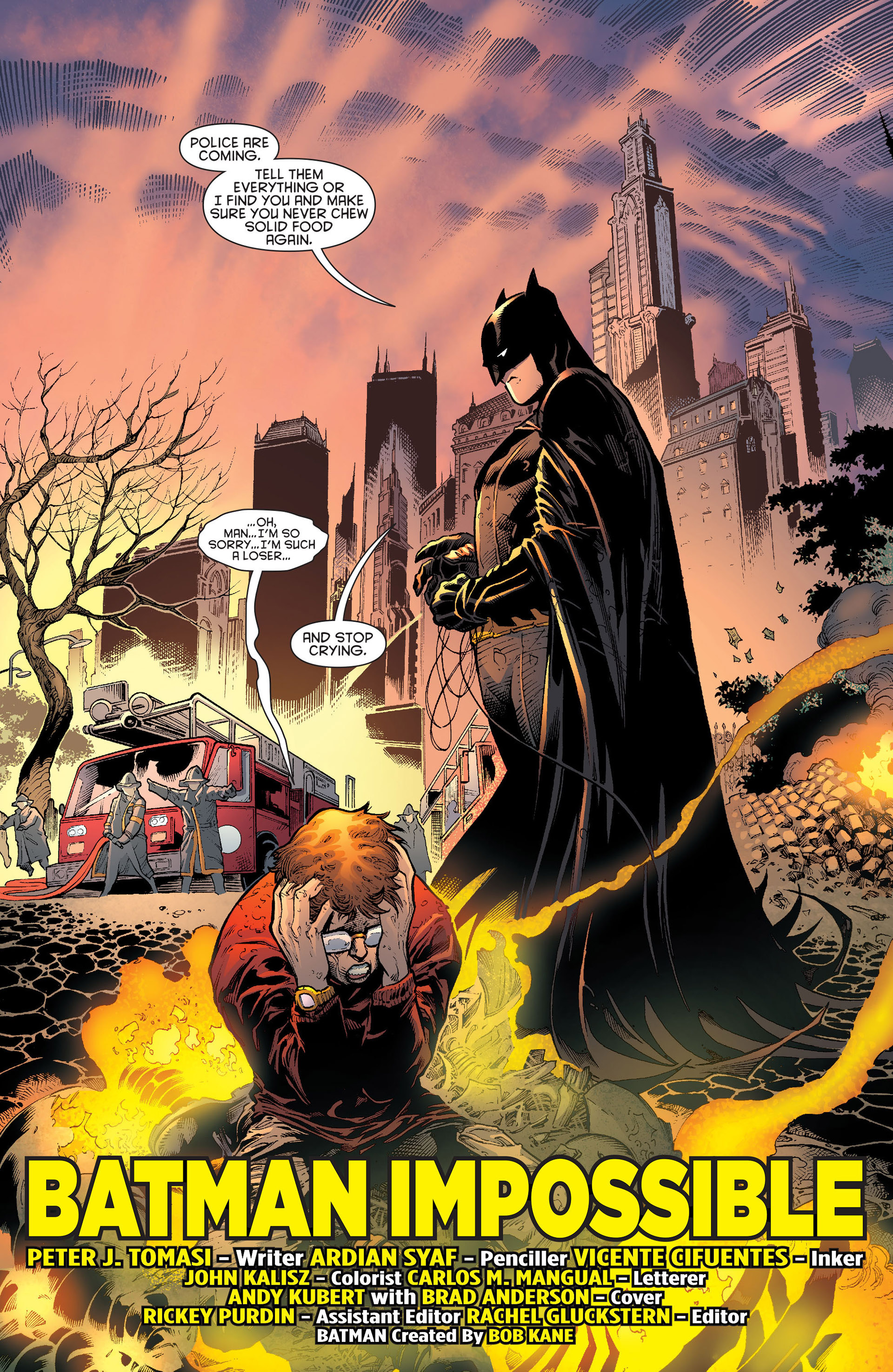 Read online Batman and Robin (2011) comic -  Issue # Annual 1 - 3