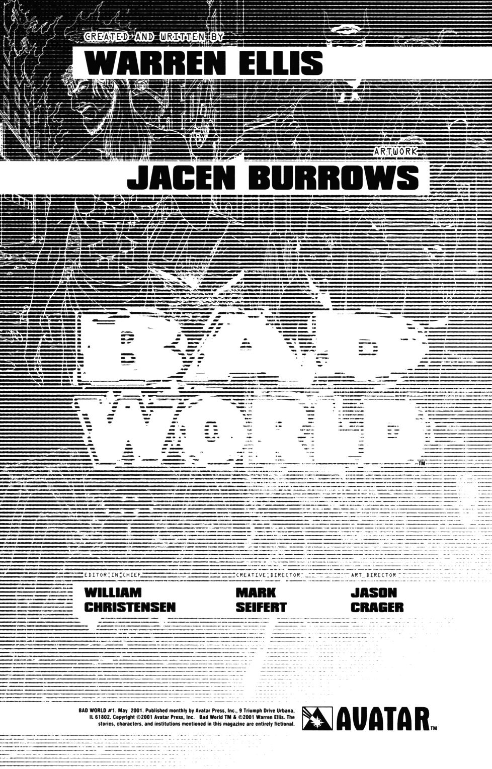 Bad World 1 Page 2
