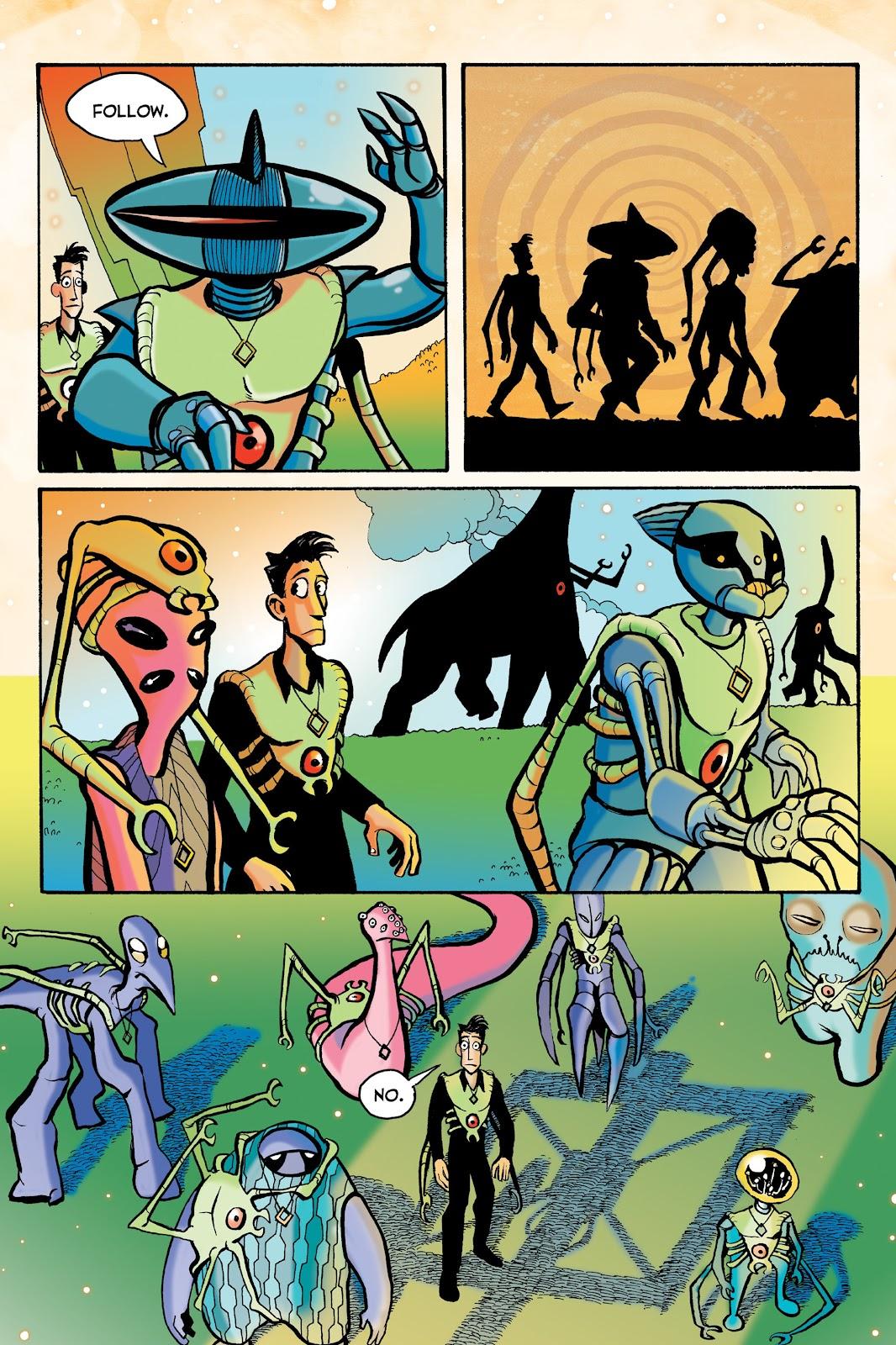 Read online Creature Tech (2019) comic -  Issue # TPB (Part 2) - 67