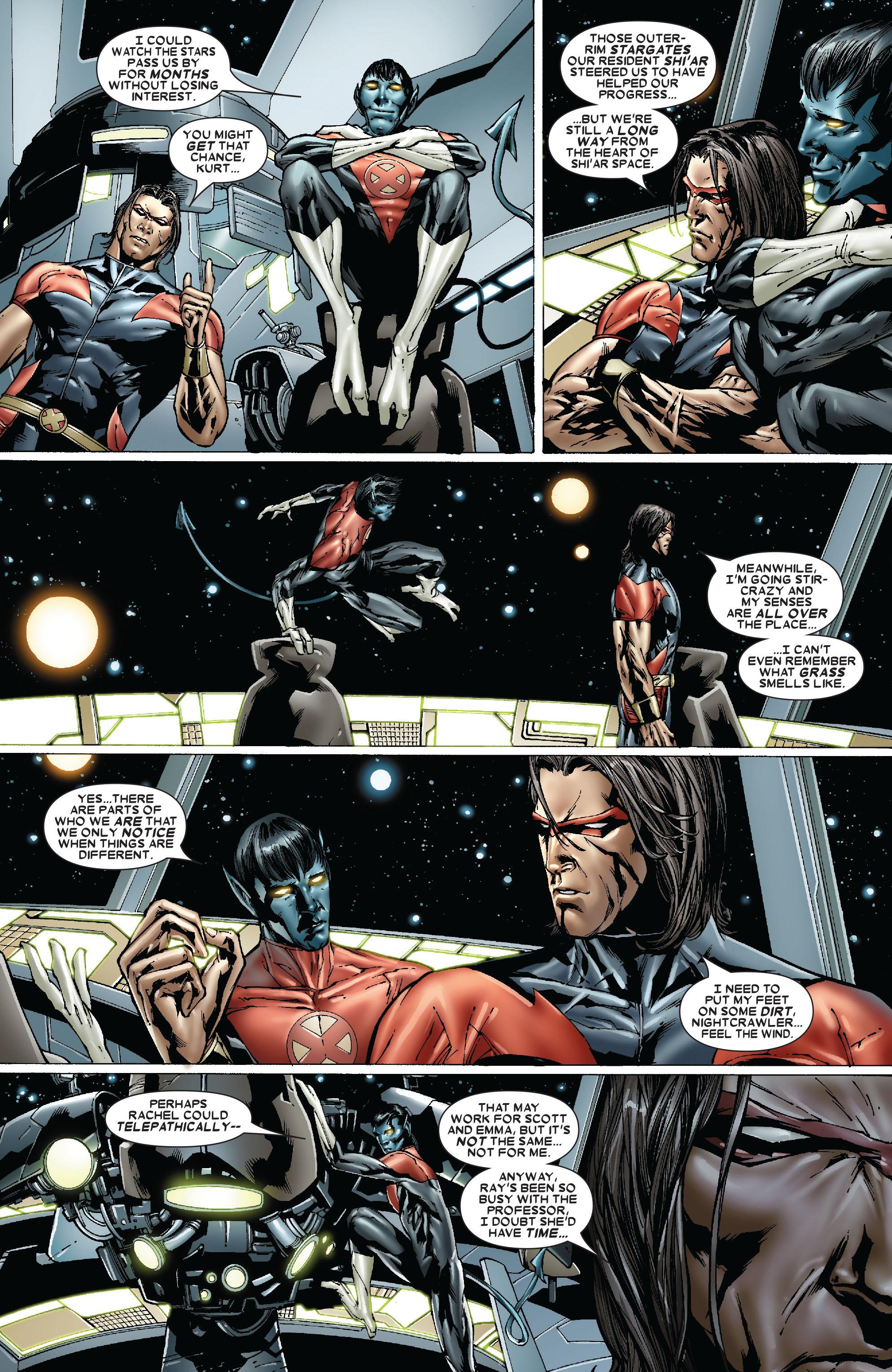Read online Uncanny X-Men (1963) comic -  Issue #479 - 6