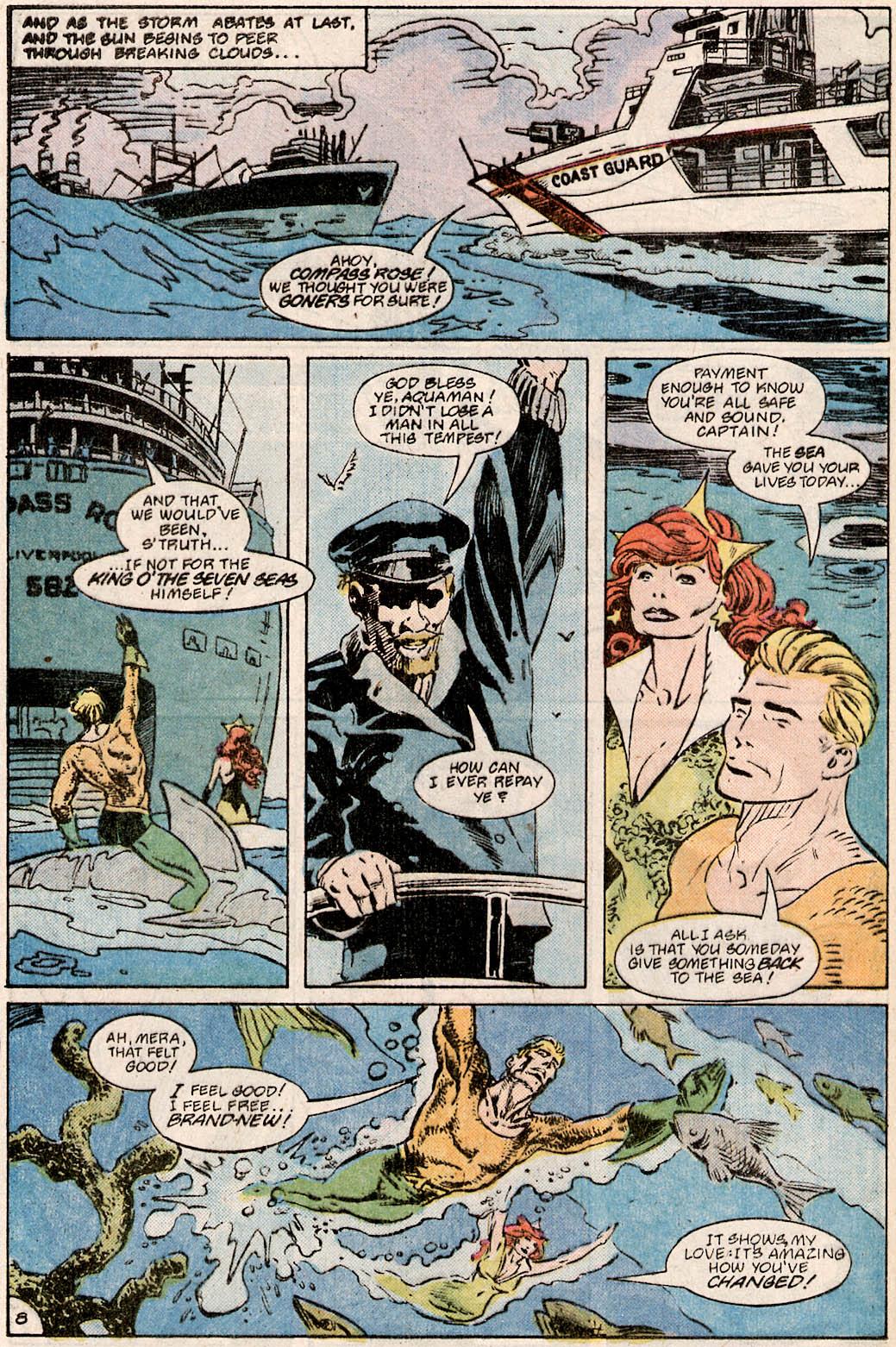 Read online Aquaman Special comic -  Issue #Aquaman Special Full - 10